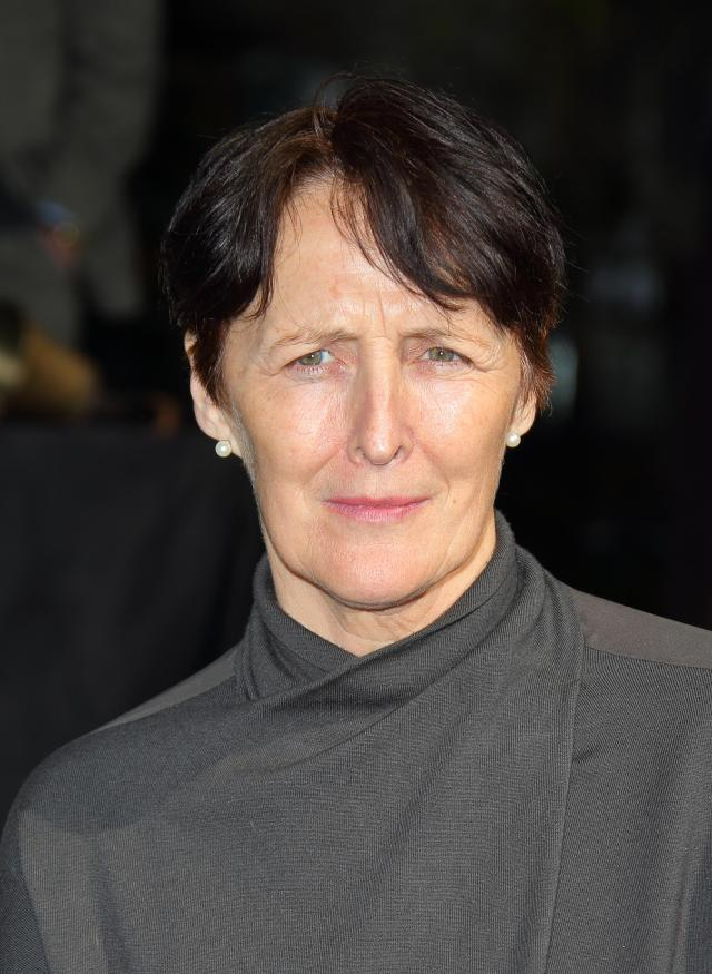 Fiona Shaw, 59, played Petunia Dursley in the Harry Potter series