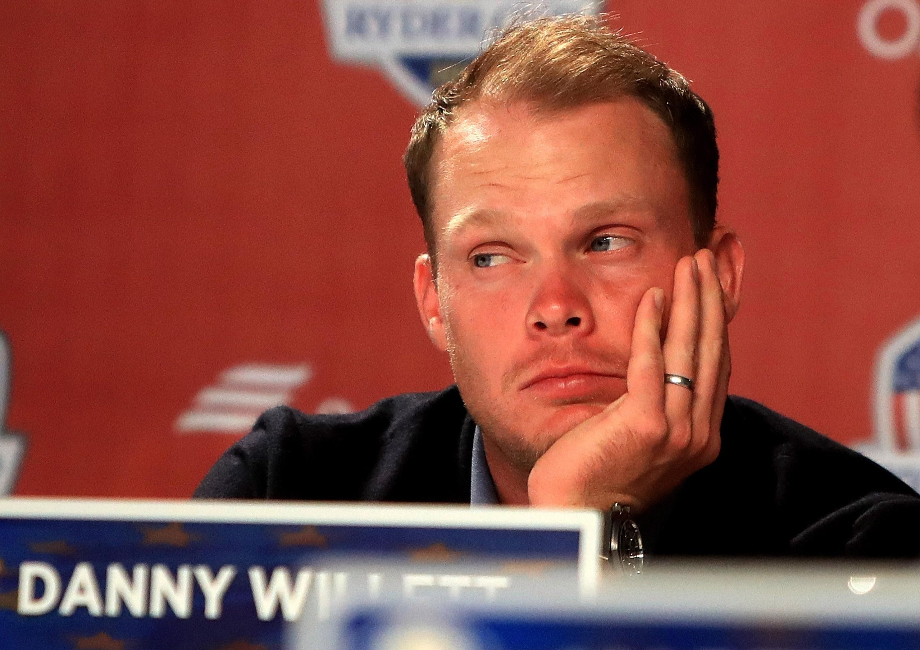 Danny Willett is one of six rookies from 2016 not to be in the side this time