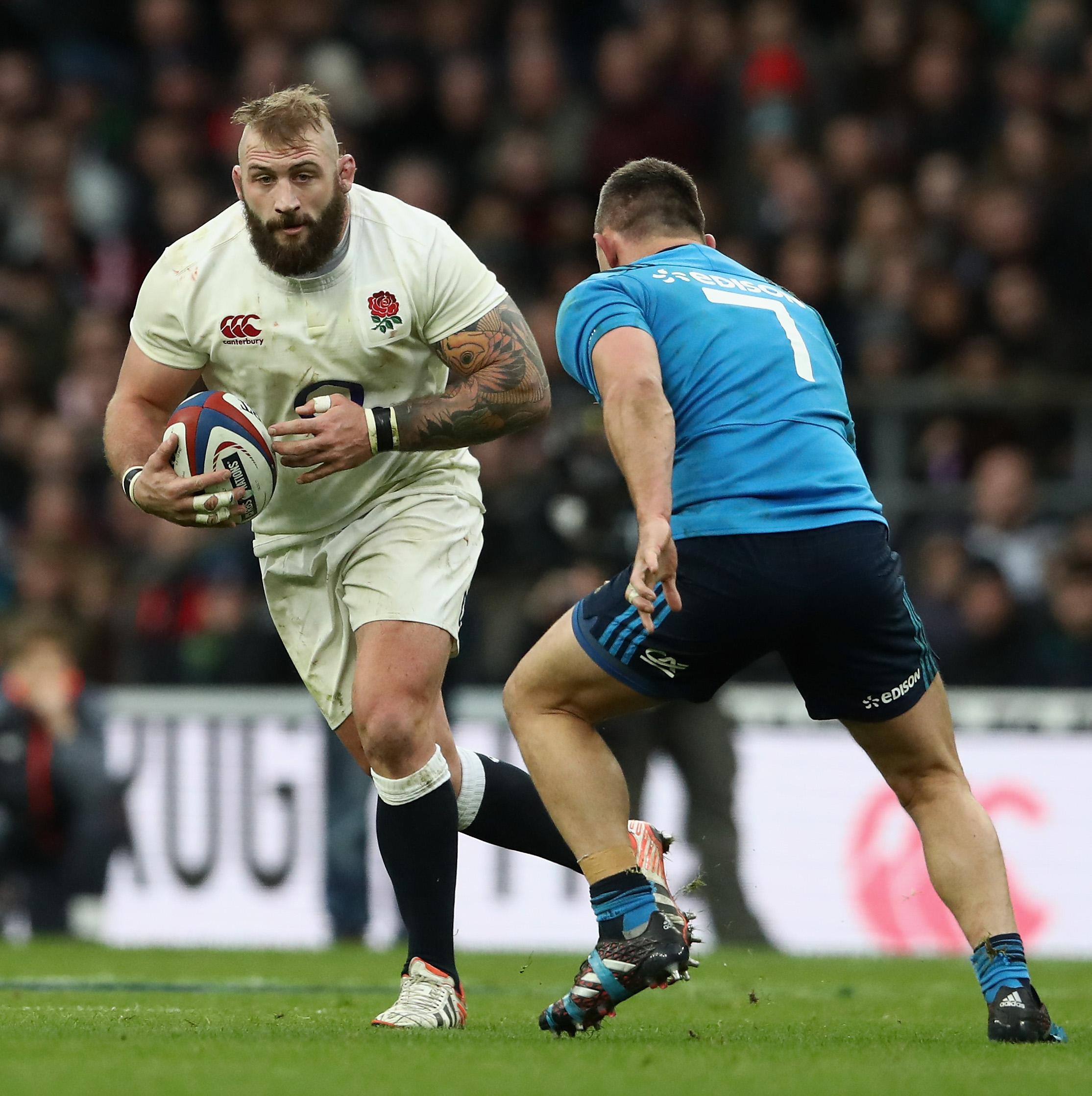 The loosehead prop wants to spend more time with his family