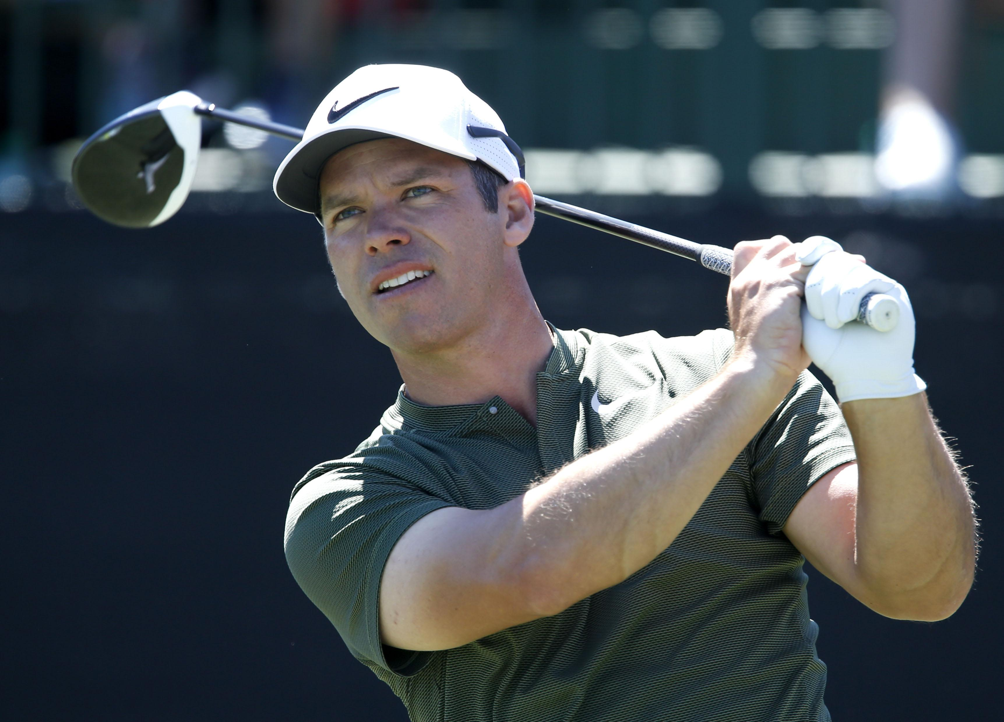 Paul Casey won his first European Tour event back in 2001