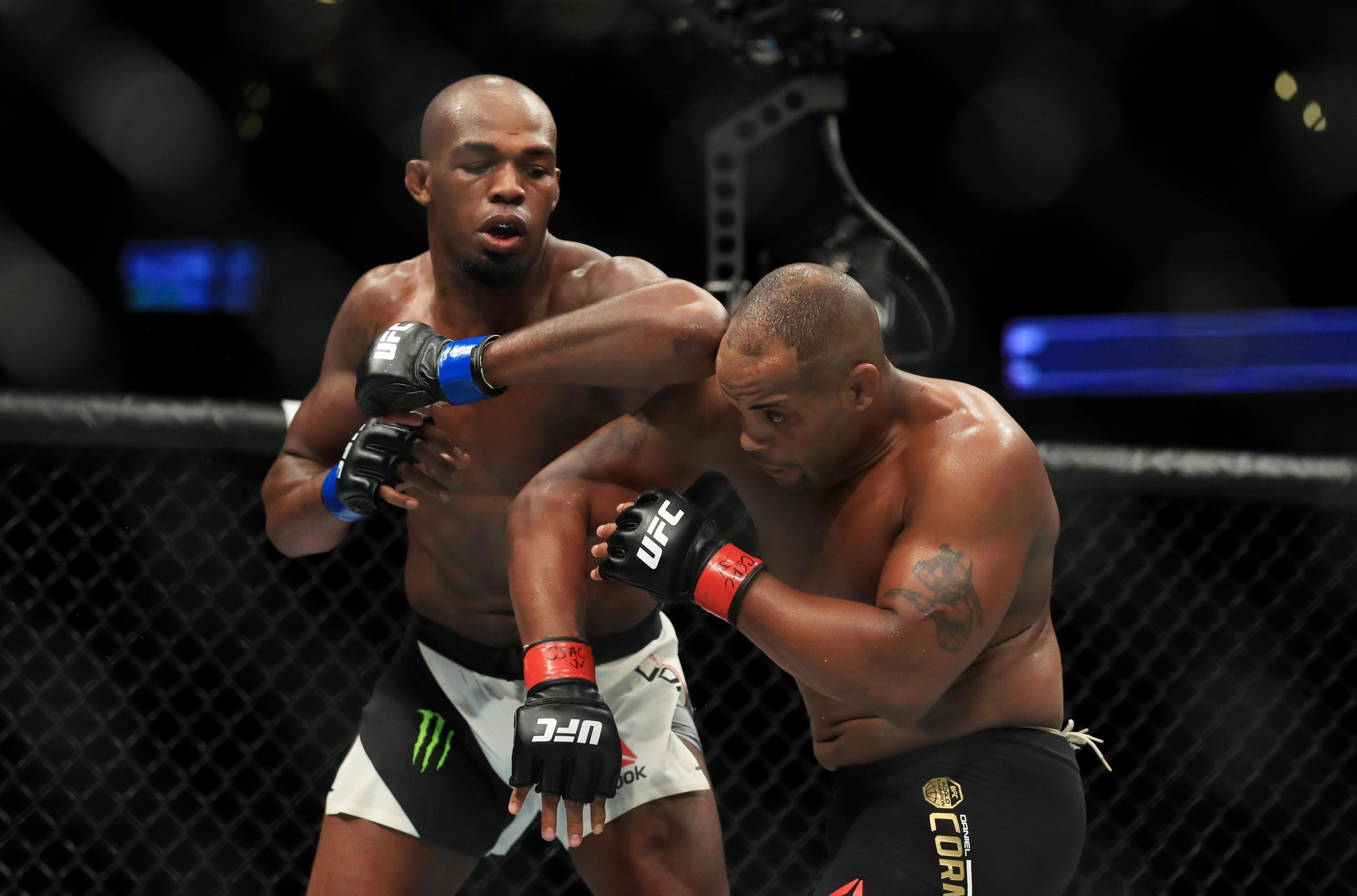 The 31-year-old failed his second drugs test after defeating Daniel Cormier in June 2017