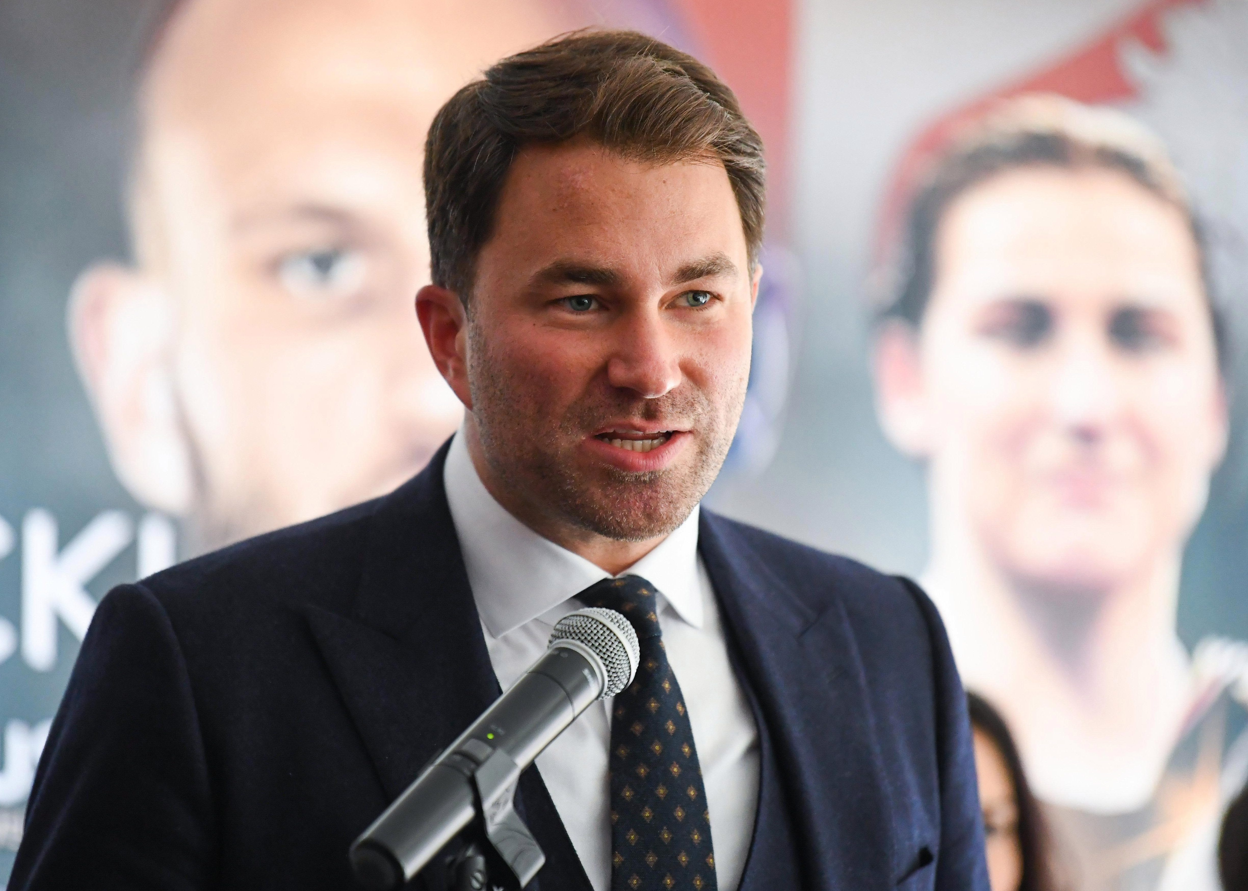 "Eddie Hearn labelled the Body Snatcher's win over Dereck Chisora as a ""classic"""