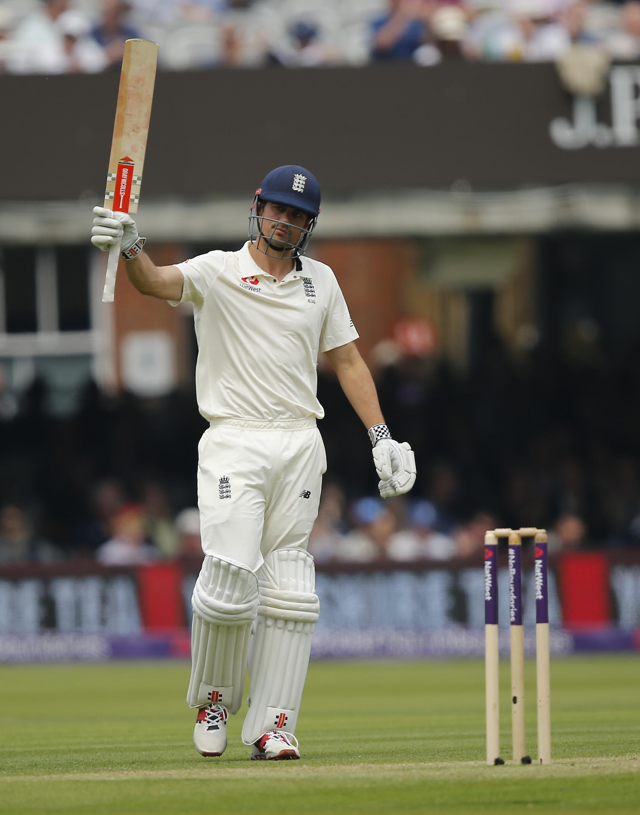 Alastair Cook has announced he will retire from Test cricket