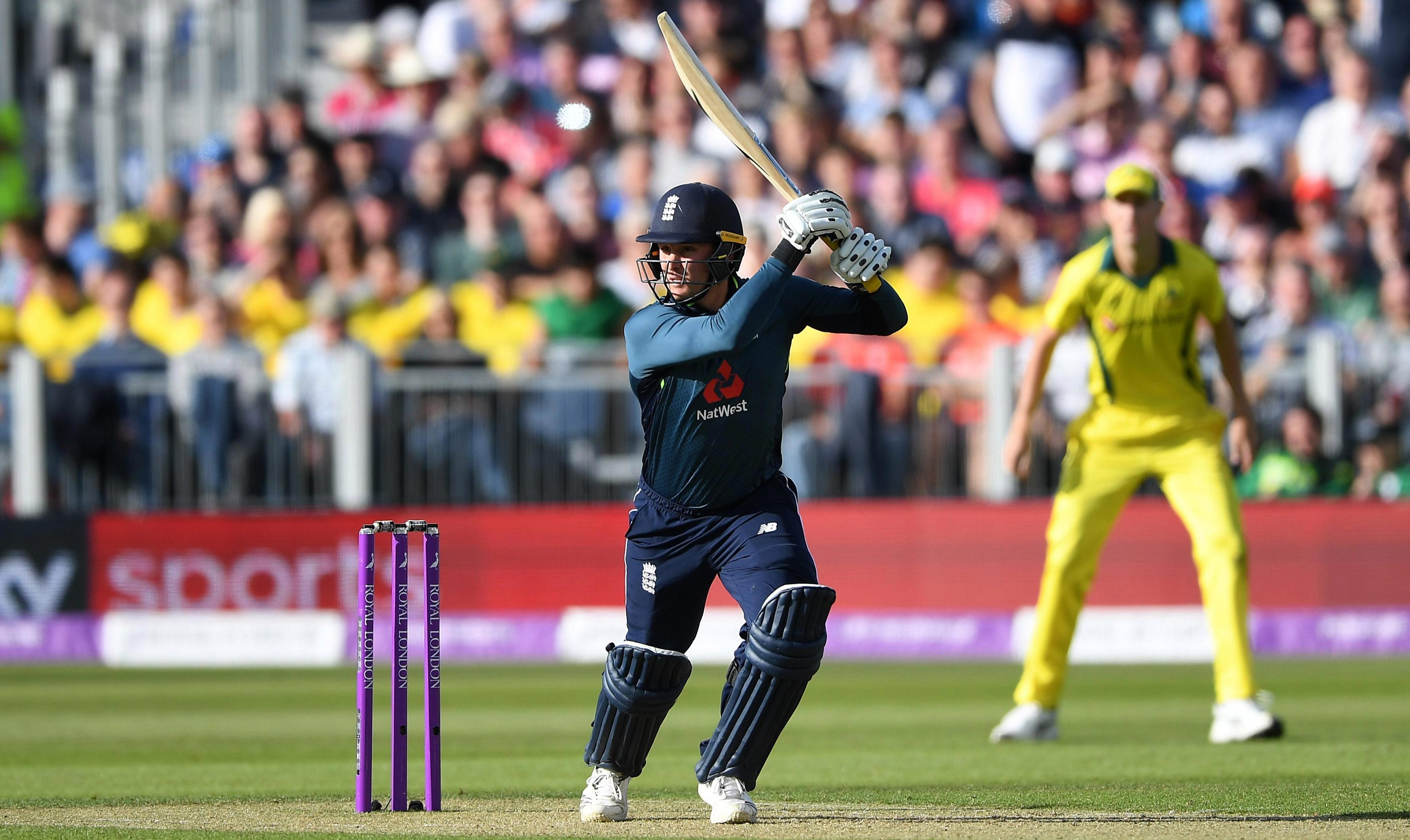 KP feels big-hitting Jason Roy should be given the chance to build a Test career