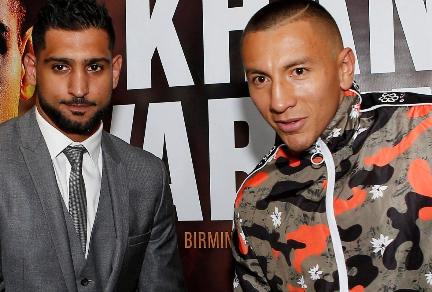 Amir Khan says he already has a powerful legacy but admits how he fares against Samuel Vargas can still affect it