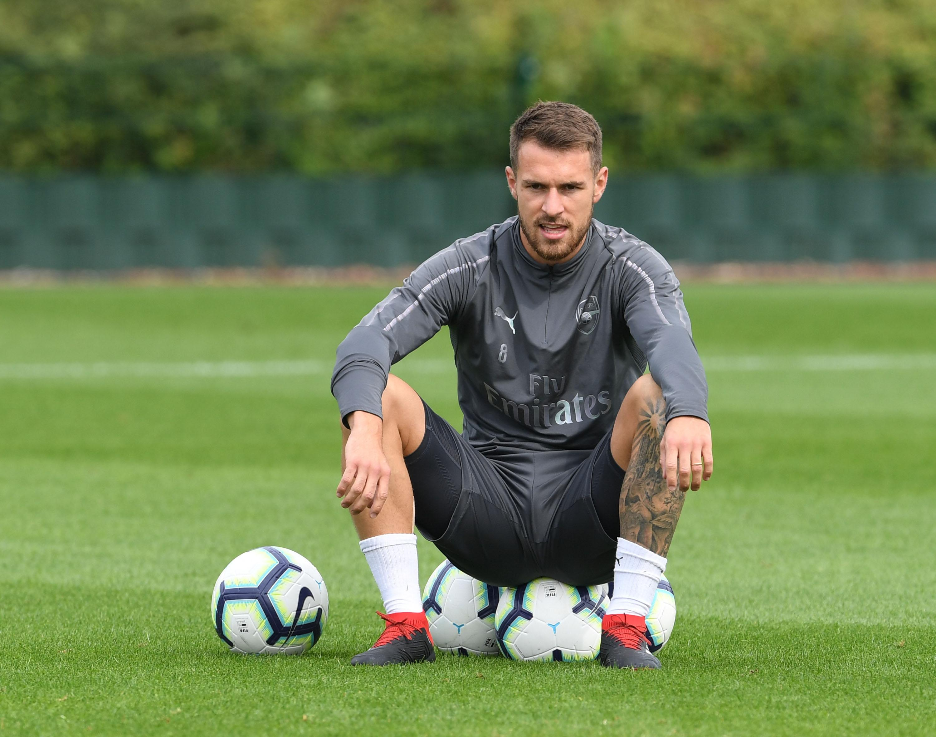 Arsenal have Ramsey have spent months trying to agree a new deal for the Welsh midfielder