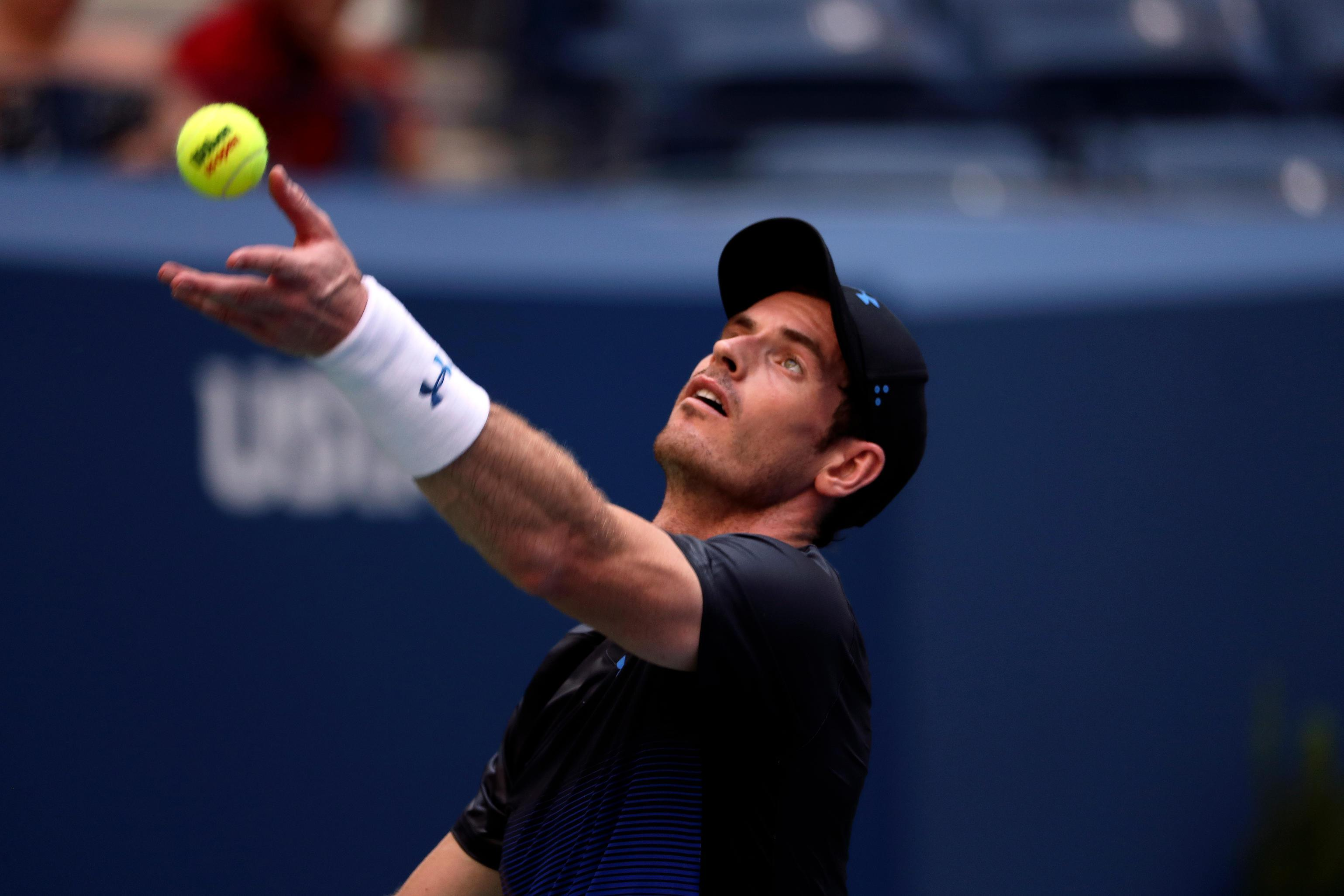 Andy Murray is aiming to be be back to his best for the start of 2019