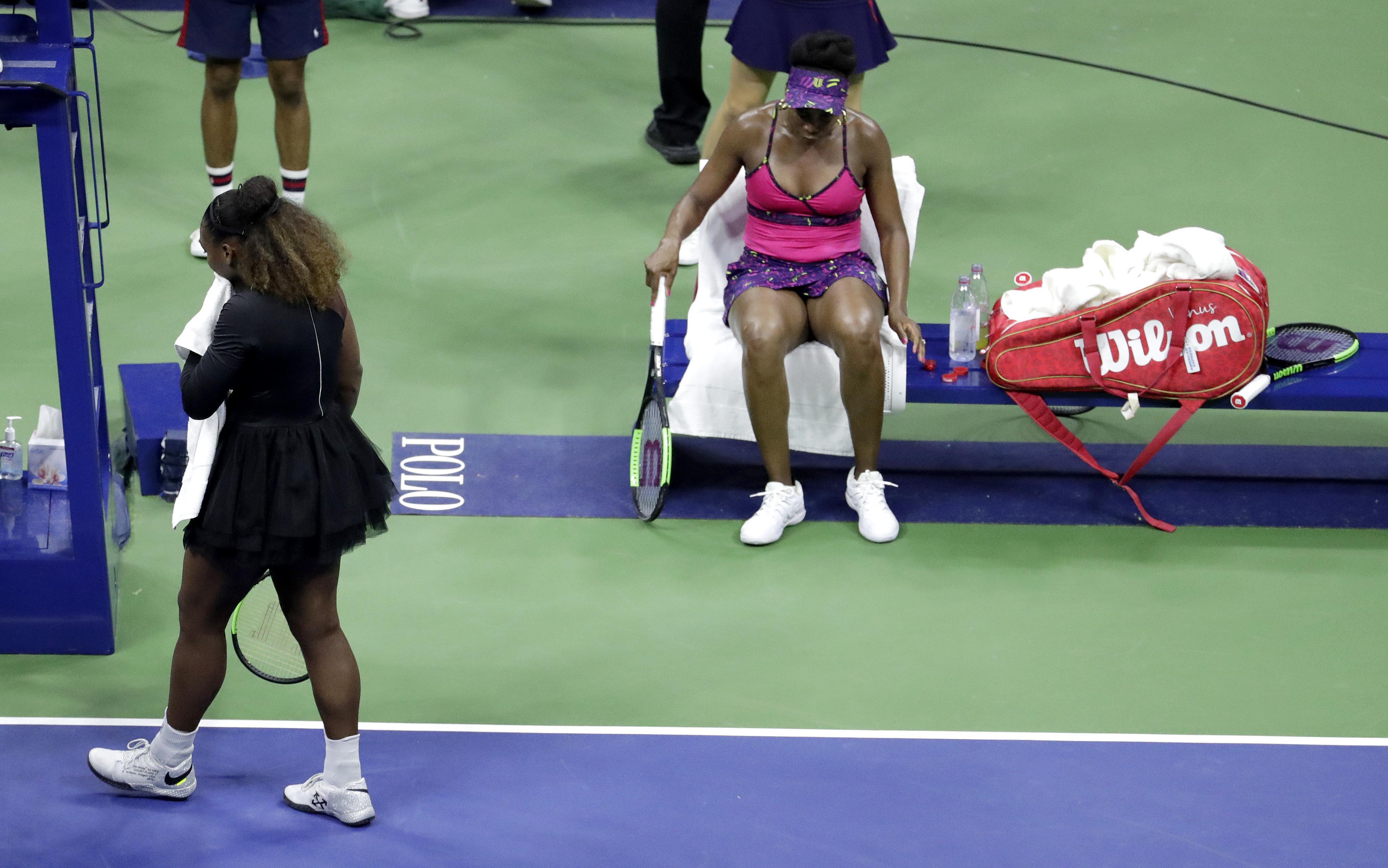 The 6-1 6-2 win was Venus' most dominant over Serena