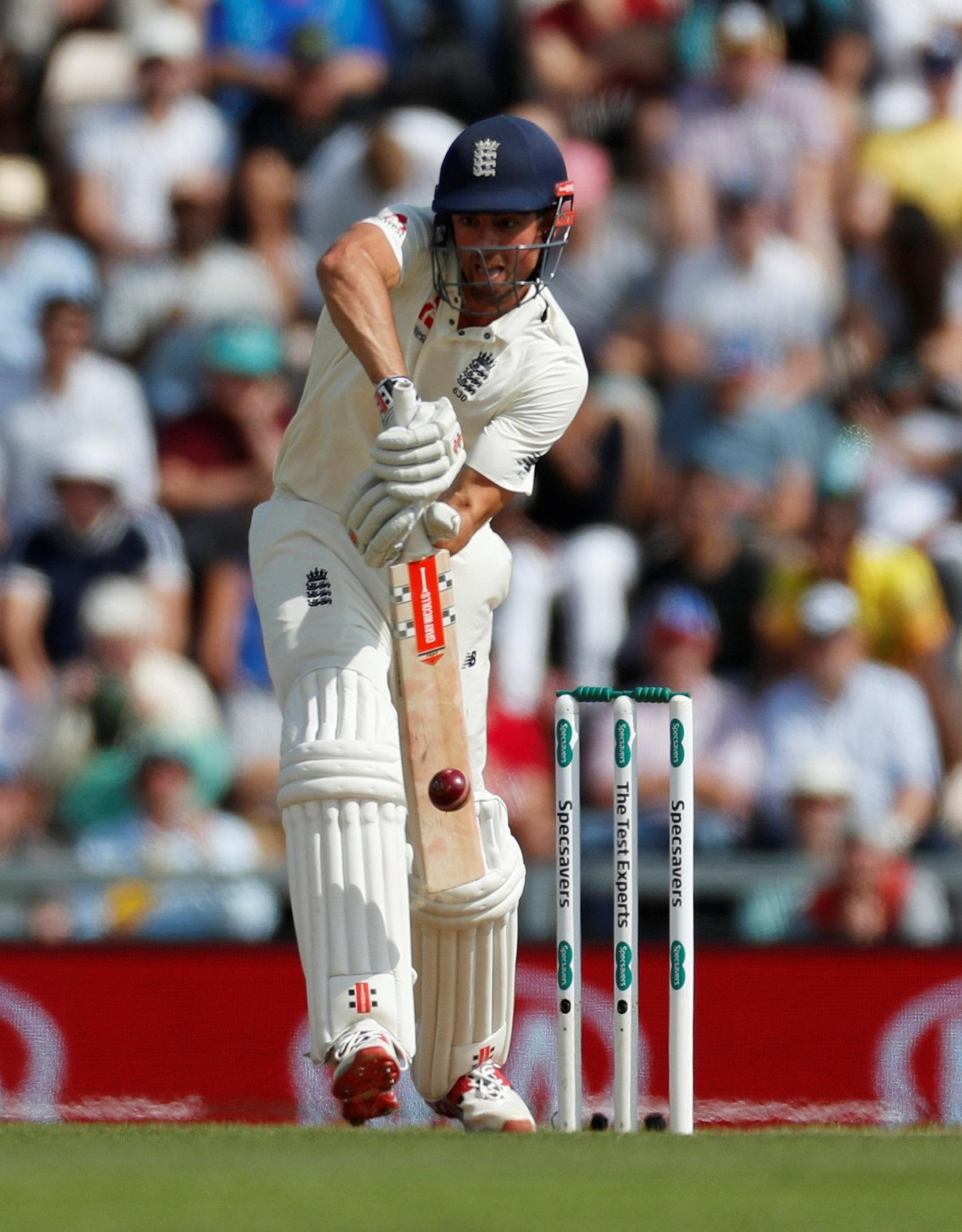 He has endured a rocky series against India this summer