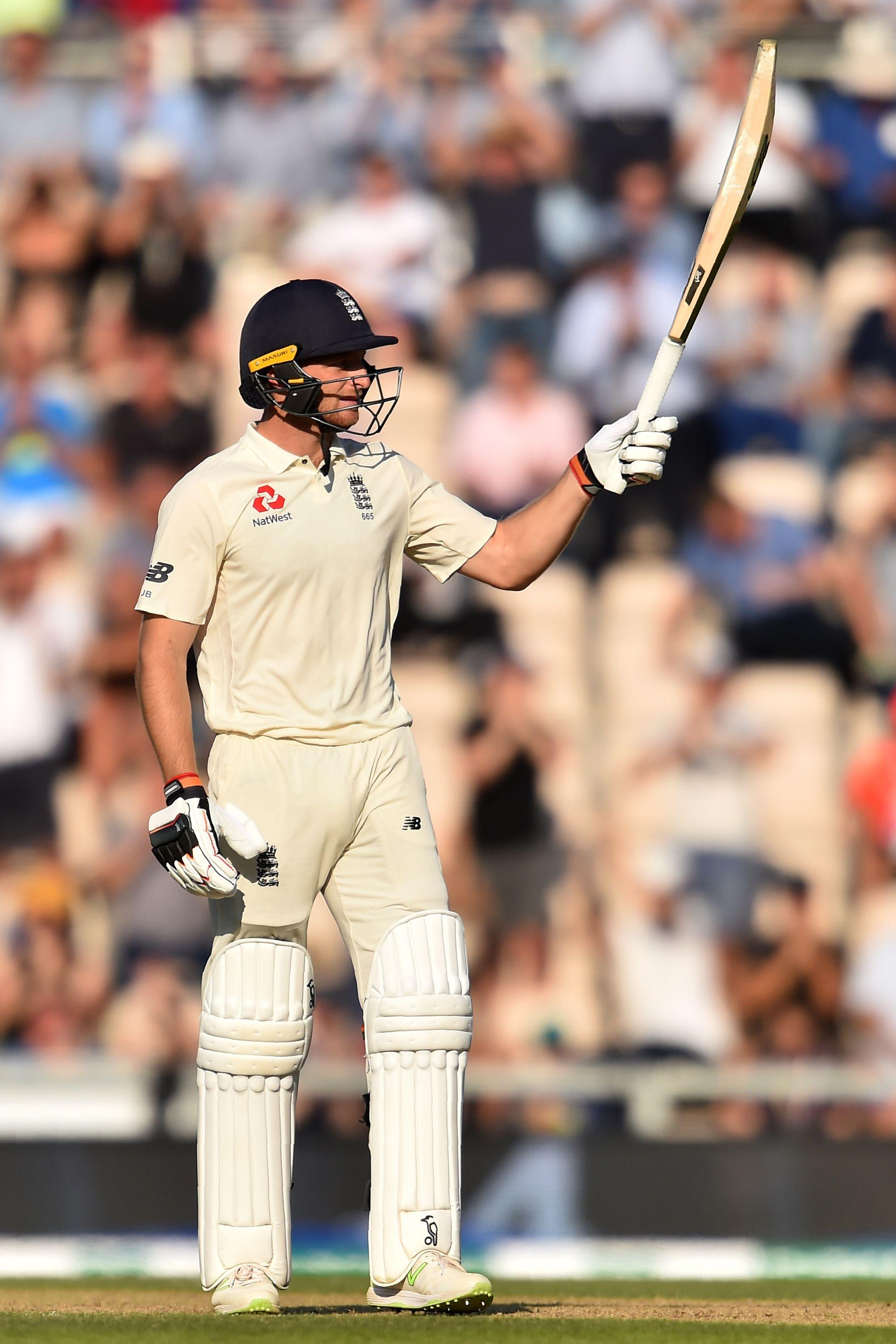 Jos Buttler struck a 50 as England extended their lead over India to more than 200