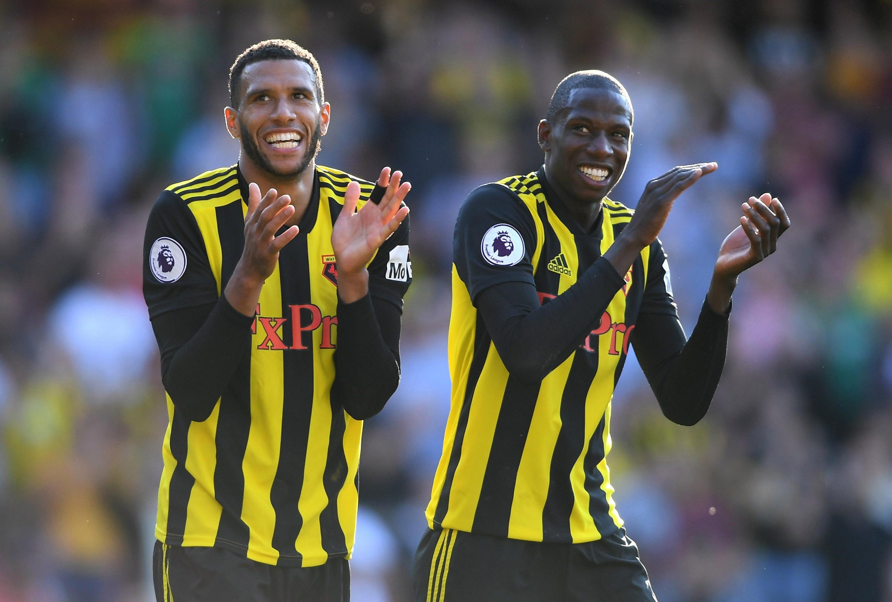 Only time will tell if Watford can keep their fine form going with Man Utd on the horizon