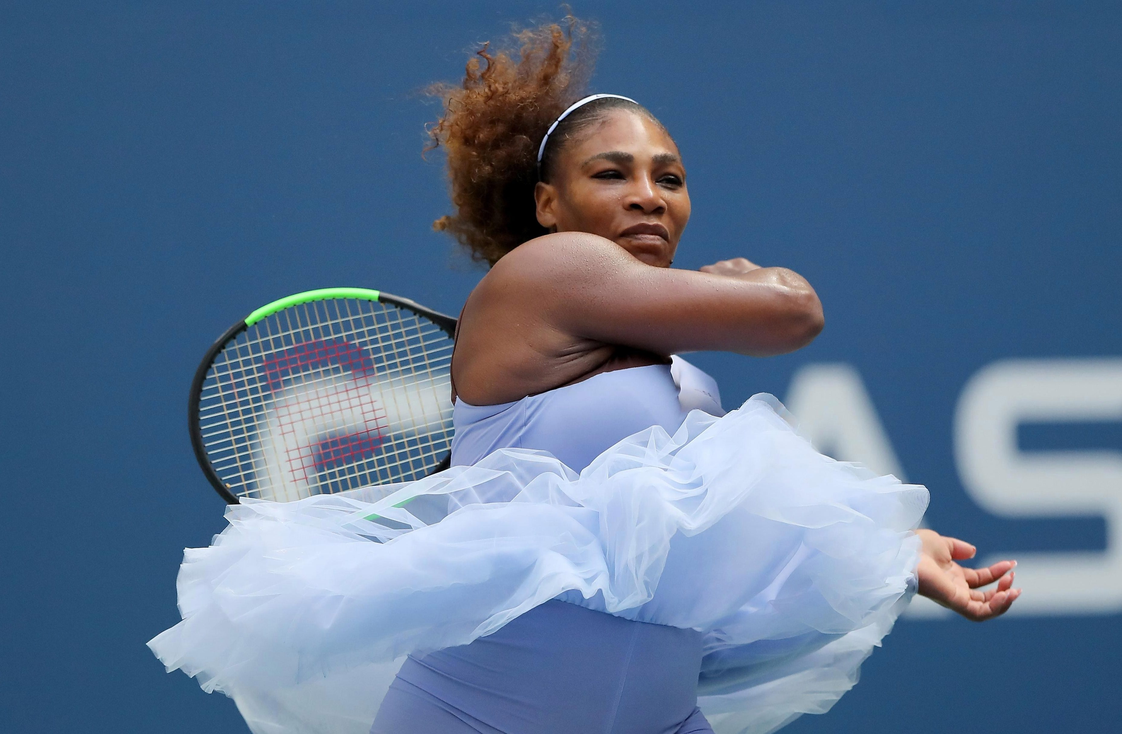 Serena Williams is another American ace to be used by the sportswear giant