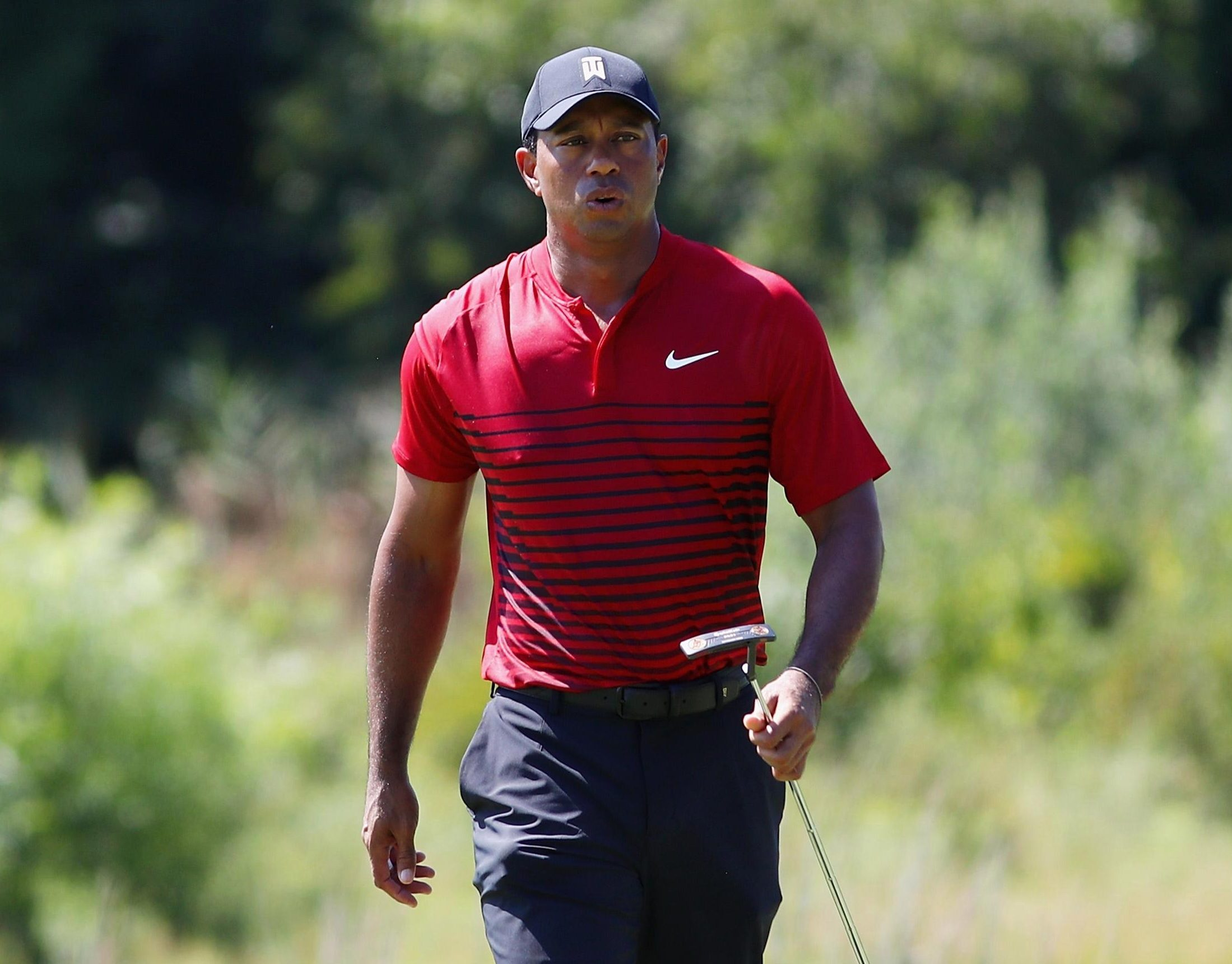 Tiger Woods will play in his first Ryder Cup since 2012