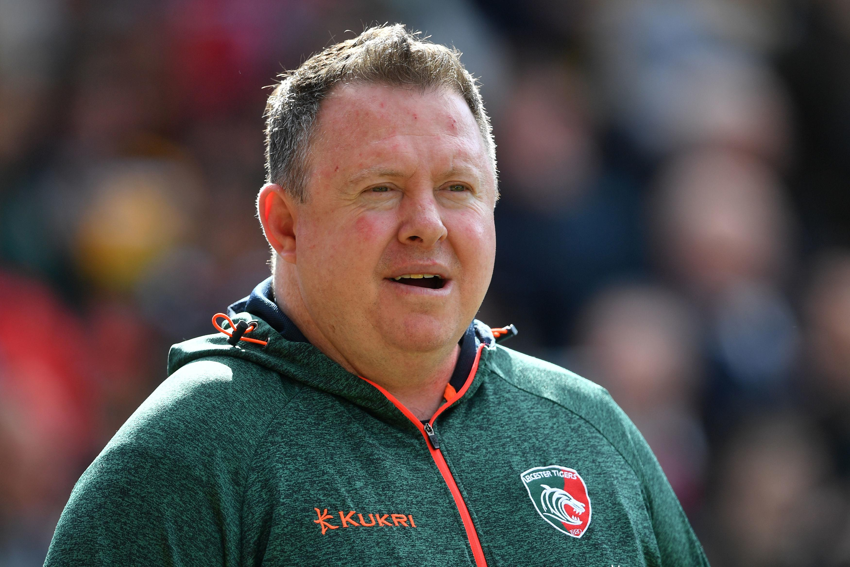 Matt O'Connor has been sacked after Leicester Tigers were hammered 40-6 at Exeter on Saturday