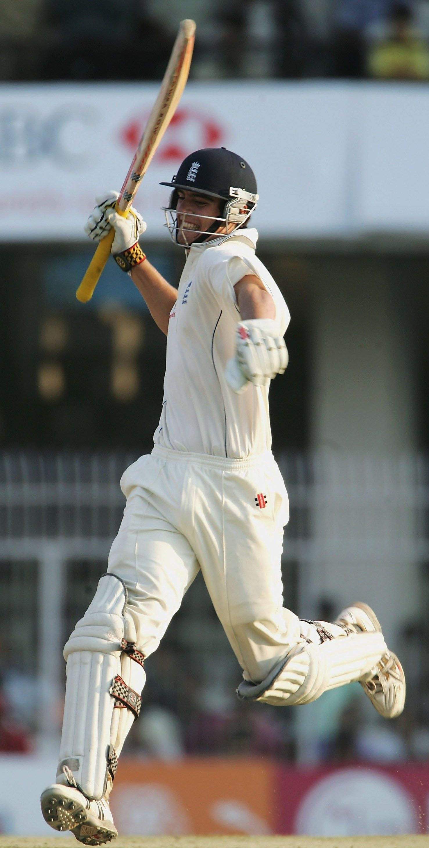 Cook has scored more than 12,00 Test runs for England