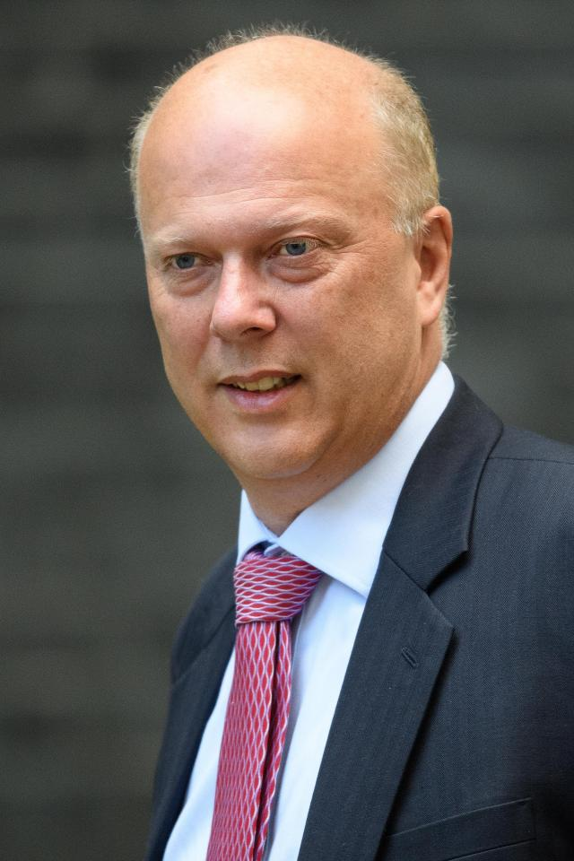 Chris Grayling has launched a probe into whether Britain's railways should be brought back under state control