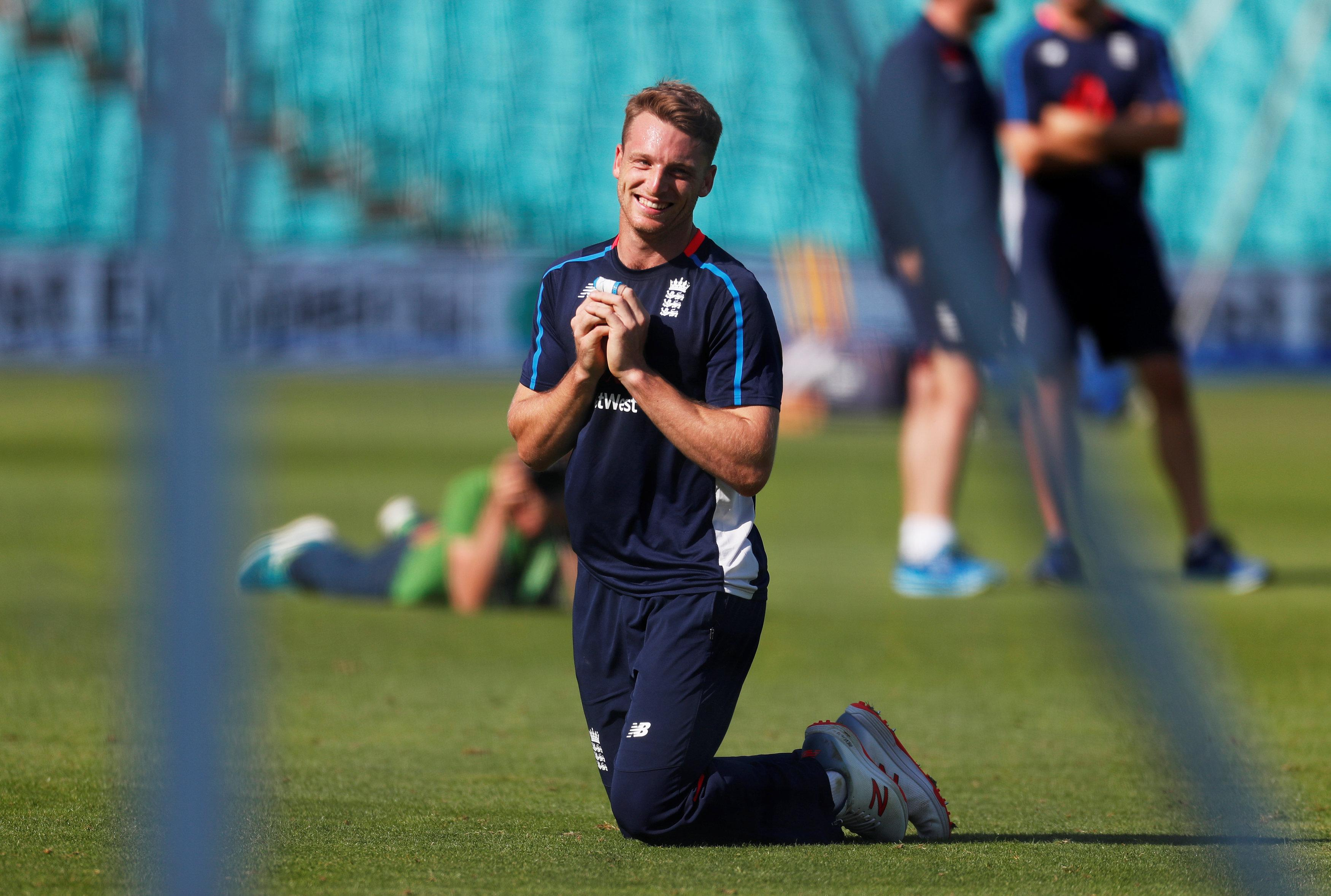 Jonny Bairstow will take the gloves back from Jos Buttler for the fifth and final Test