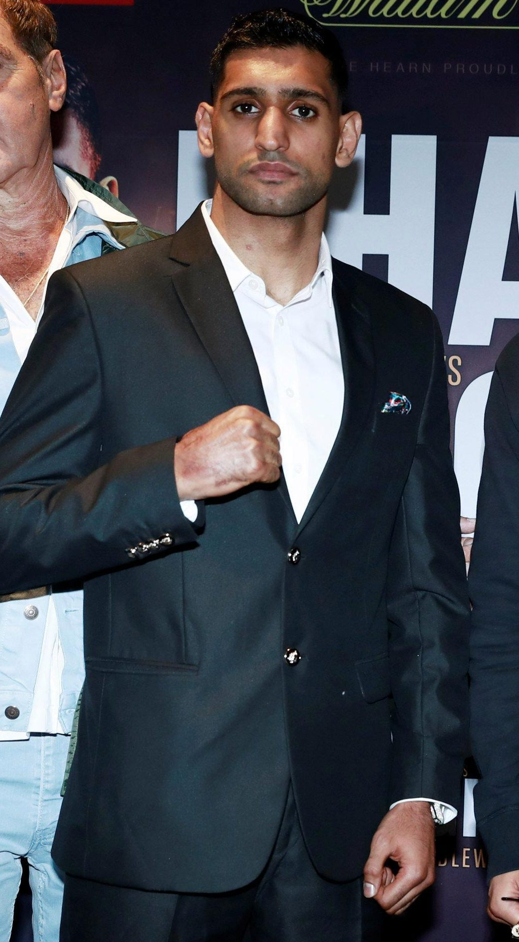 Amir Khan is gunning for a big fight against British rival Kell Brook