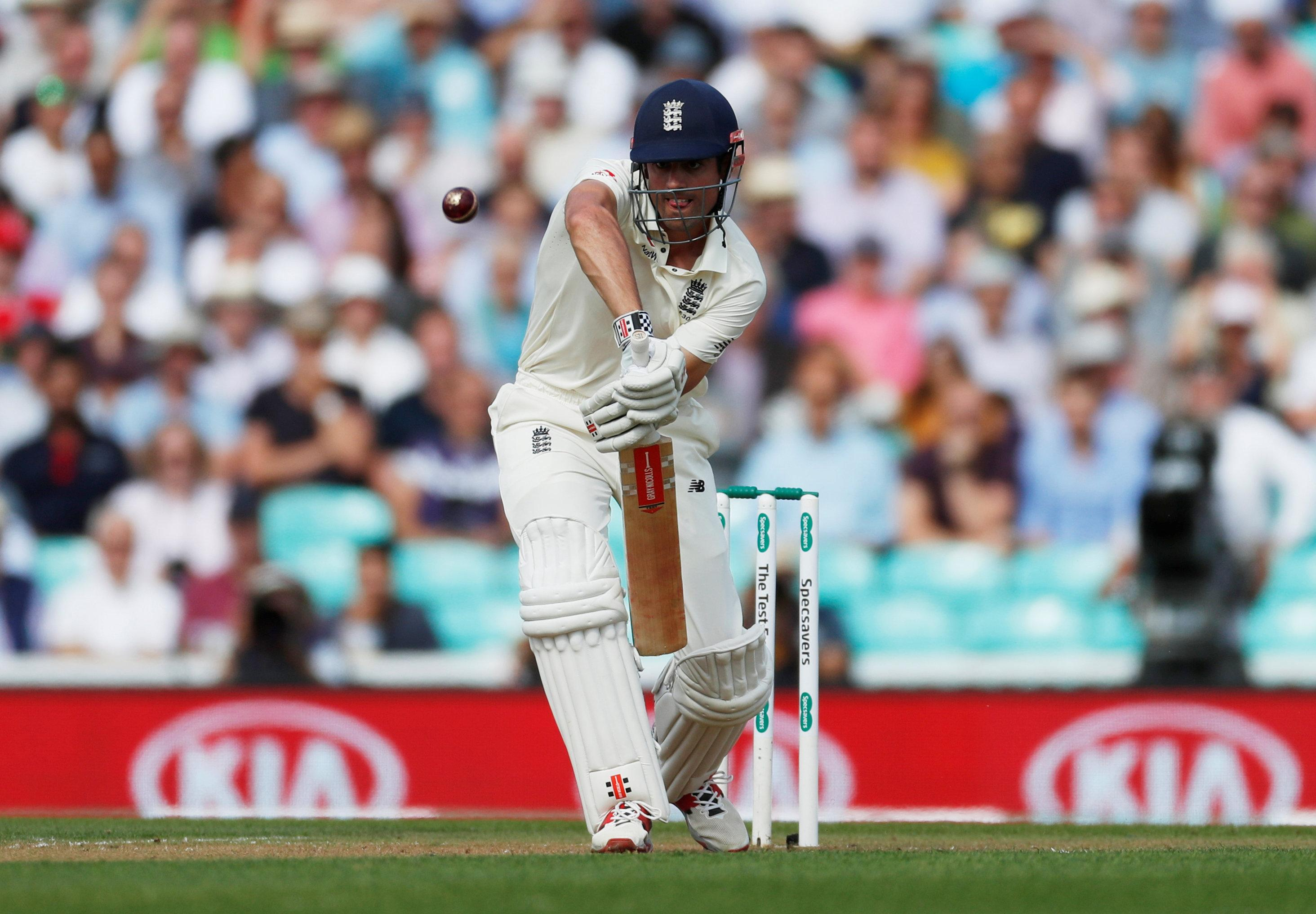 Alastair Cook has been a key figure in England's squad since his debut in 2006