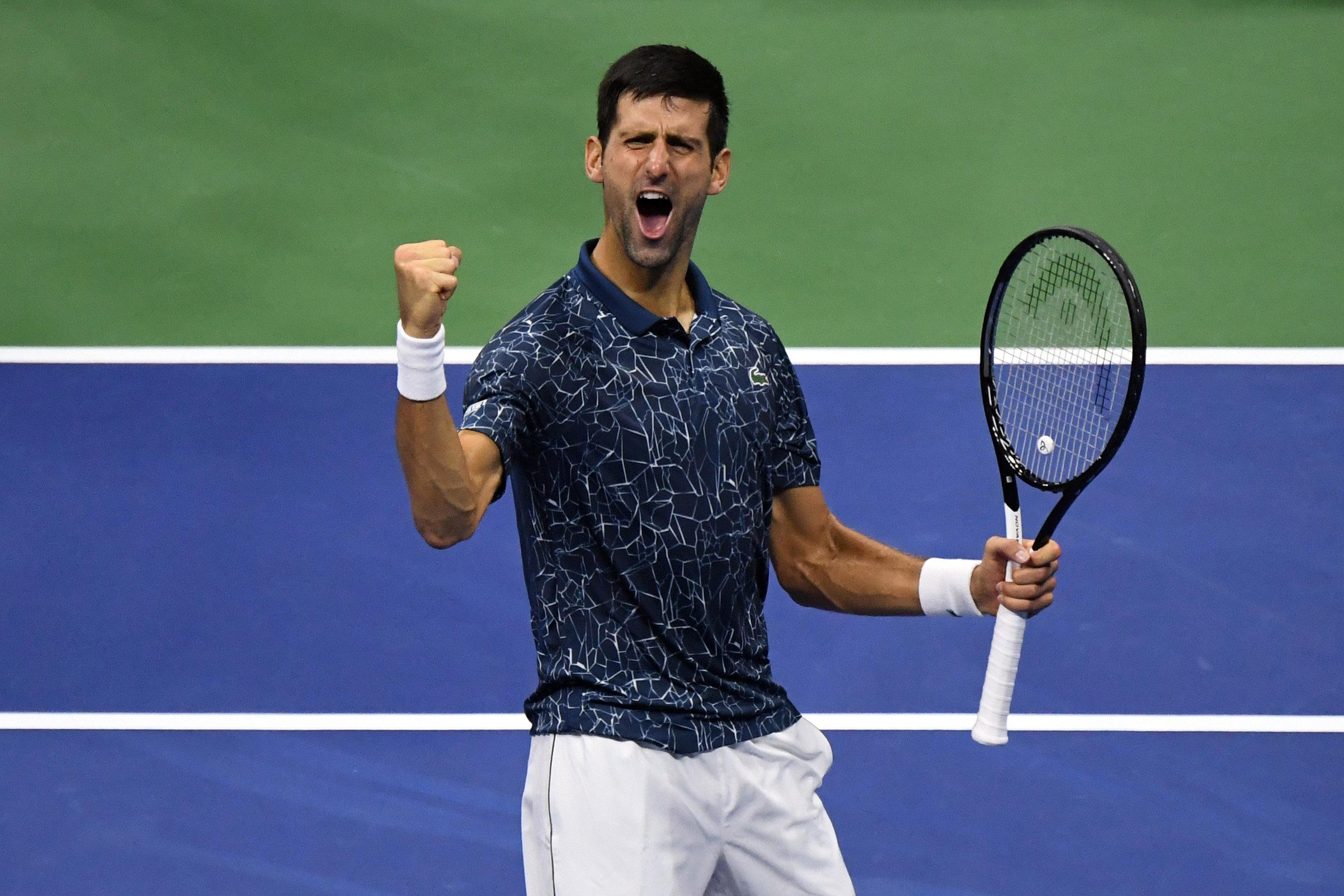 Djokovic is hoping to equally Pete Sampras' record