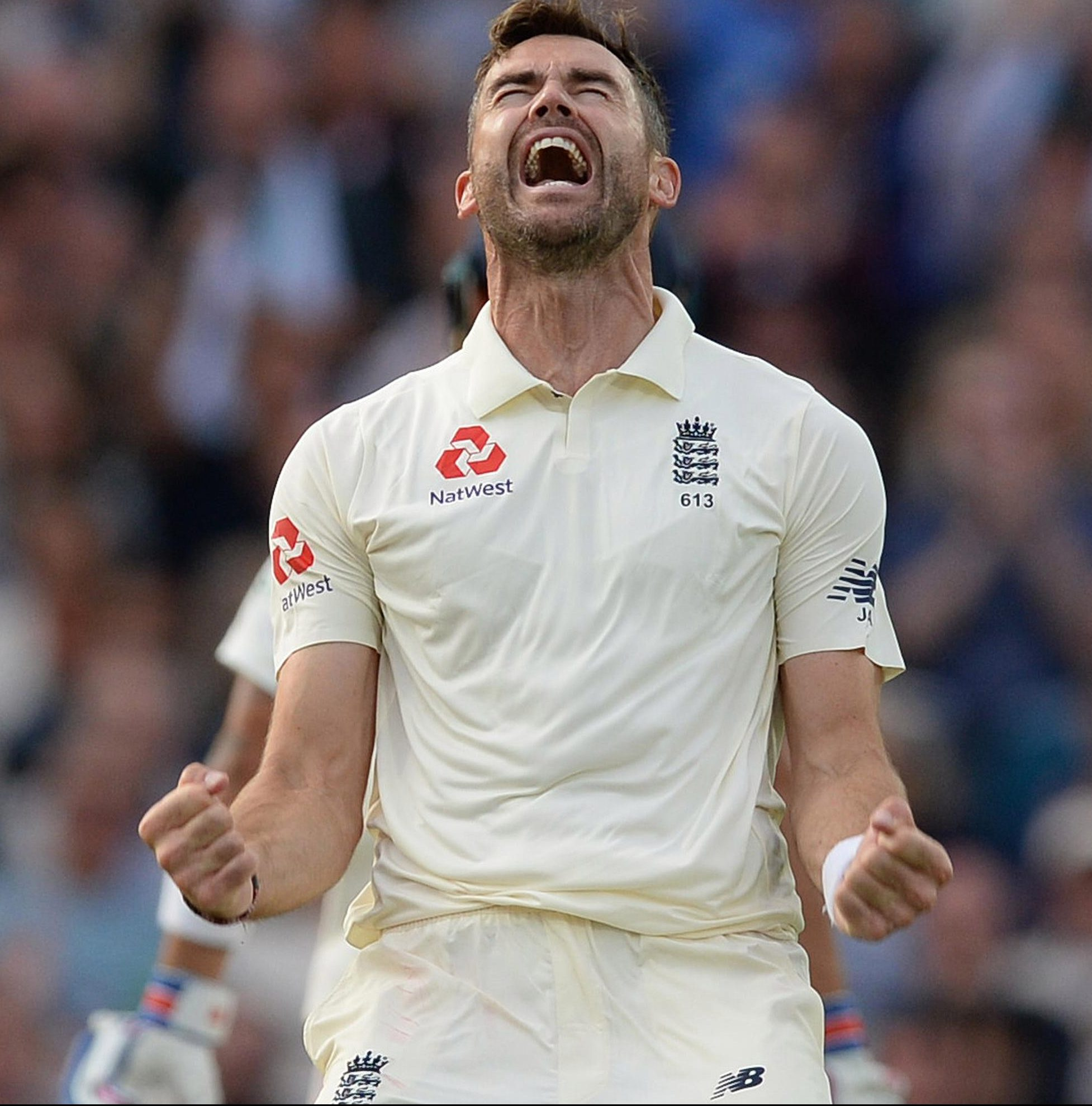 James Anderson is on 564 Test wicket and still feels ultra fit - but remembers Glenn McGrath saying the end can come on suddenly