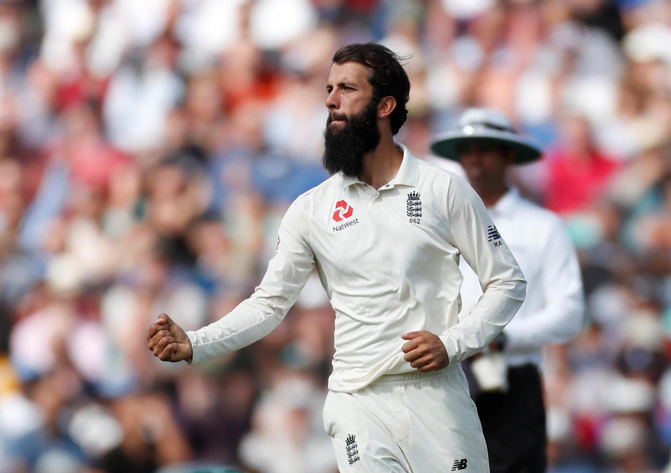 Moeen Ali claims an Australia cricketer called him 'Osama'