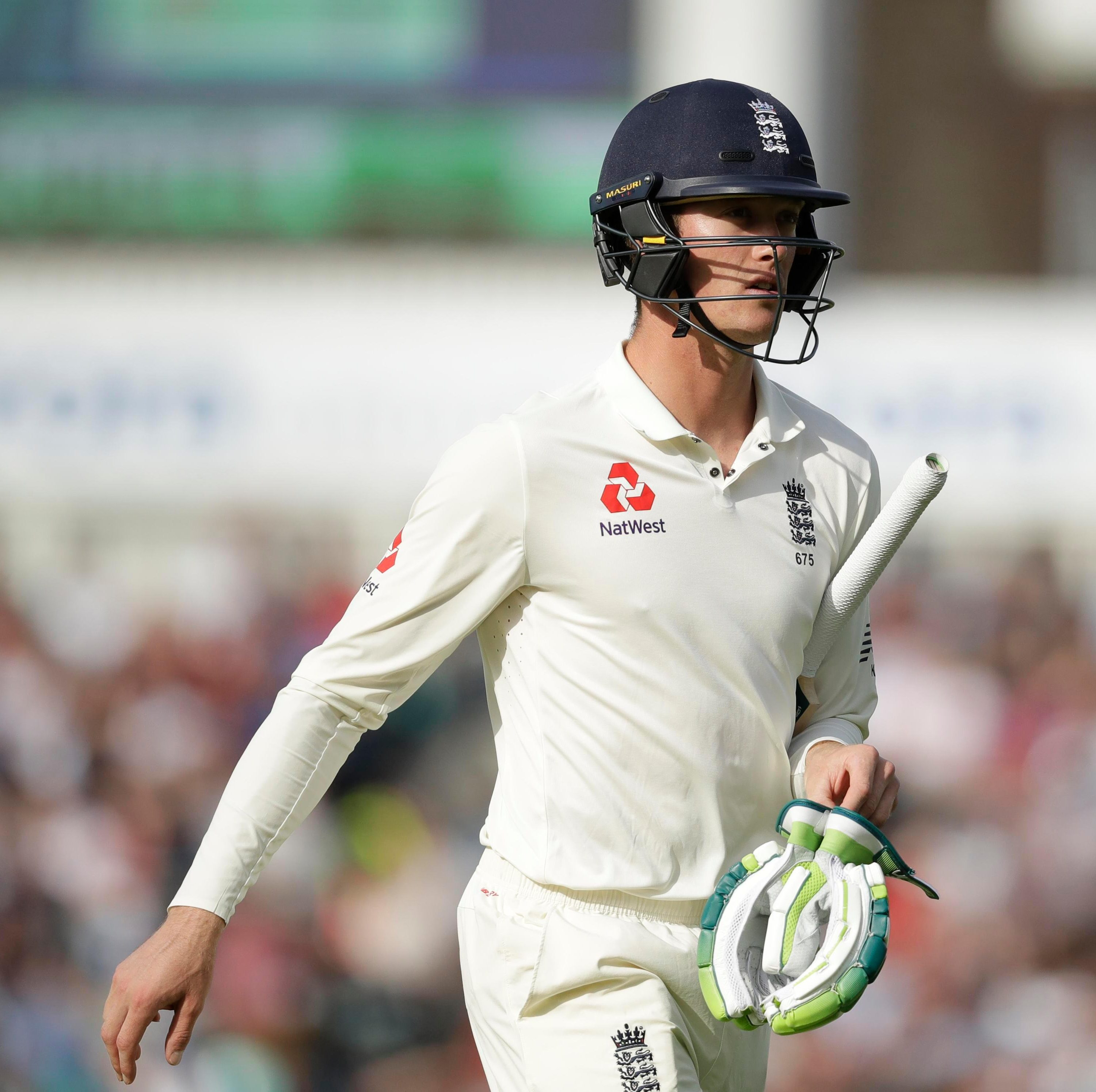 Keaton Jennings reflects on what, for him, could be a costly cheap exit