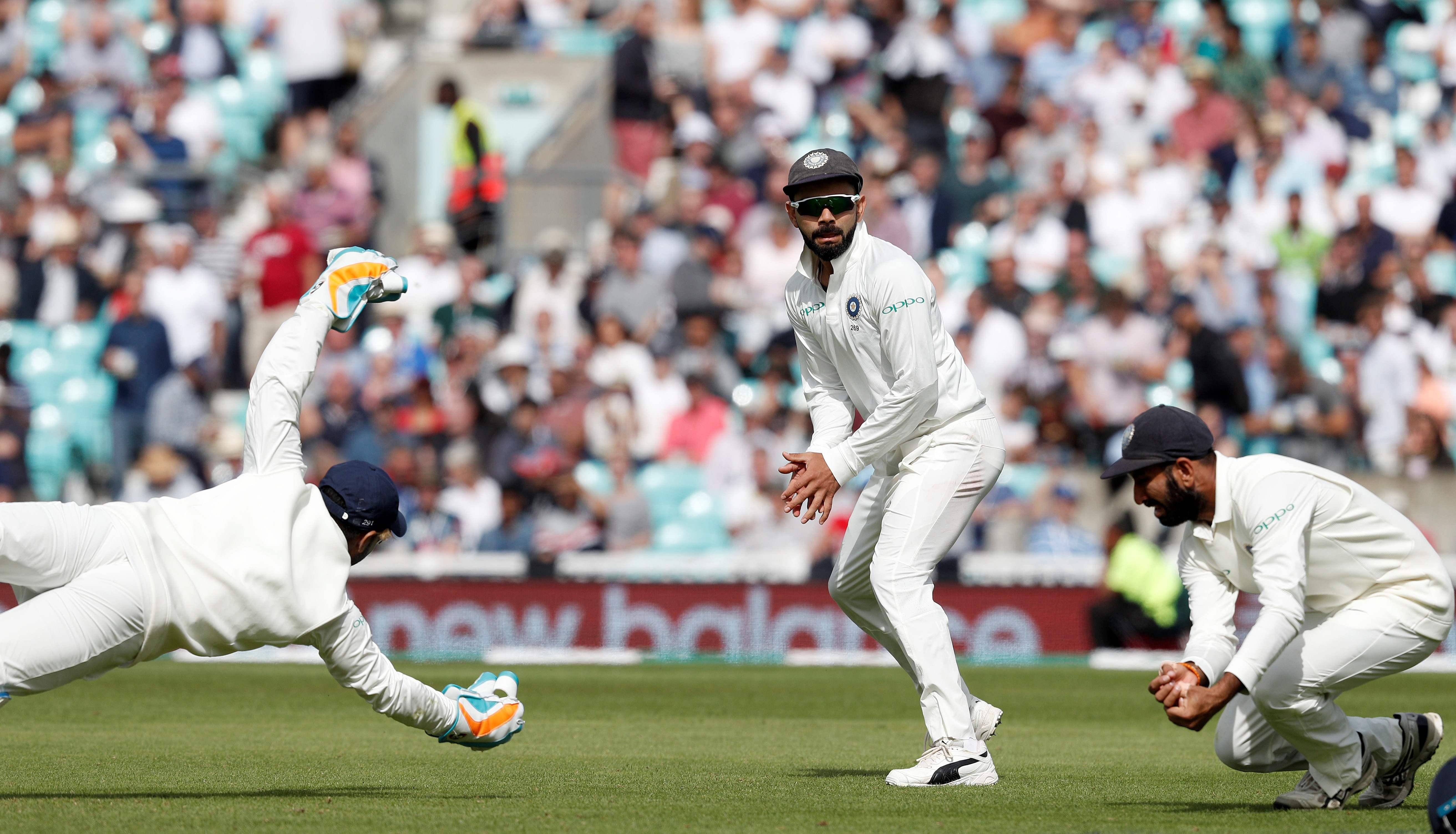 It was another frustrating day for India as a difficult summer in England draws towards its conclusion