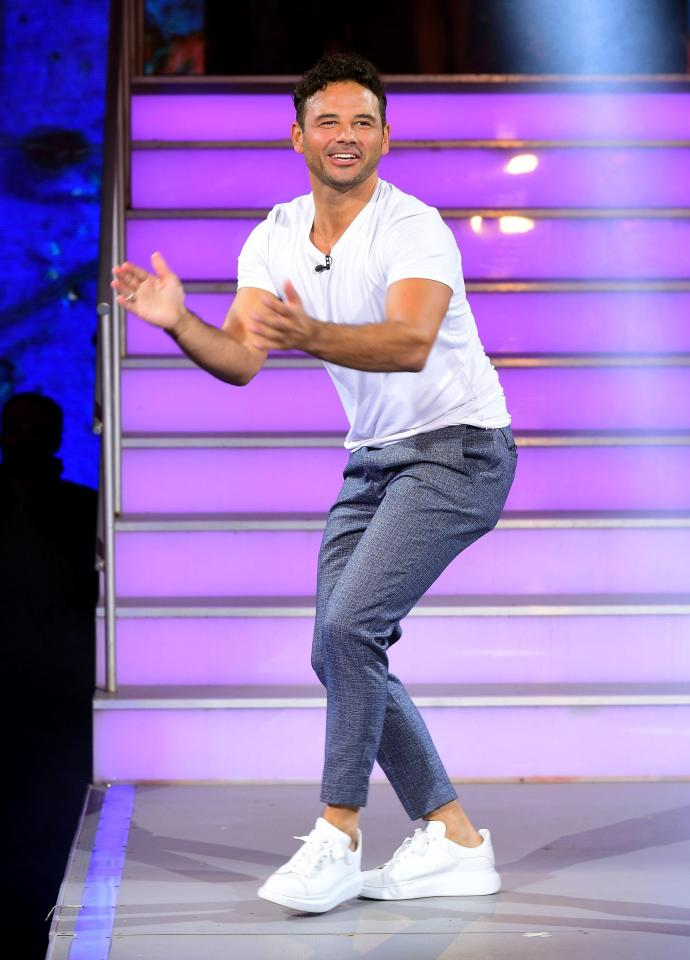 Ryan Thomas was favourite to win Celebrity Big Brother ... and he did