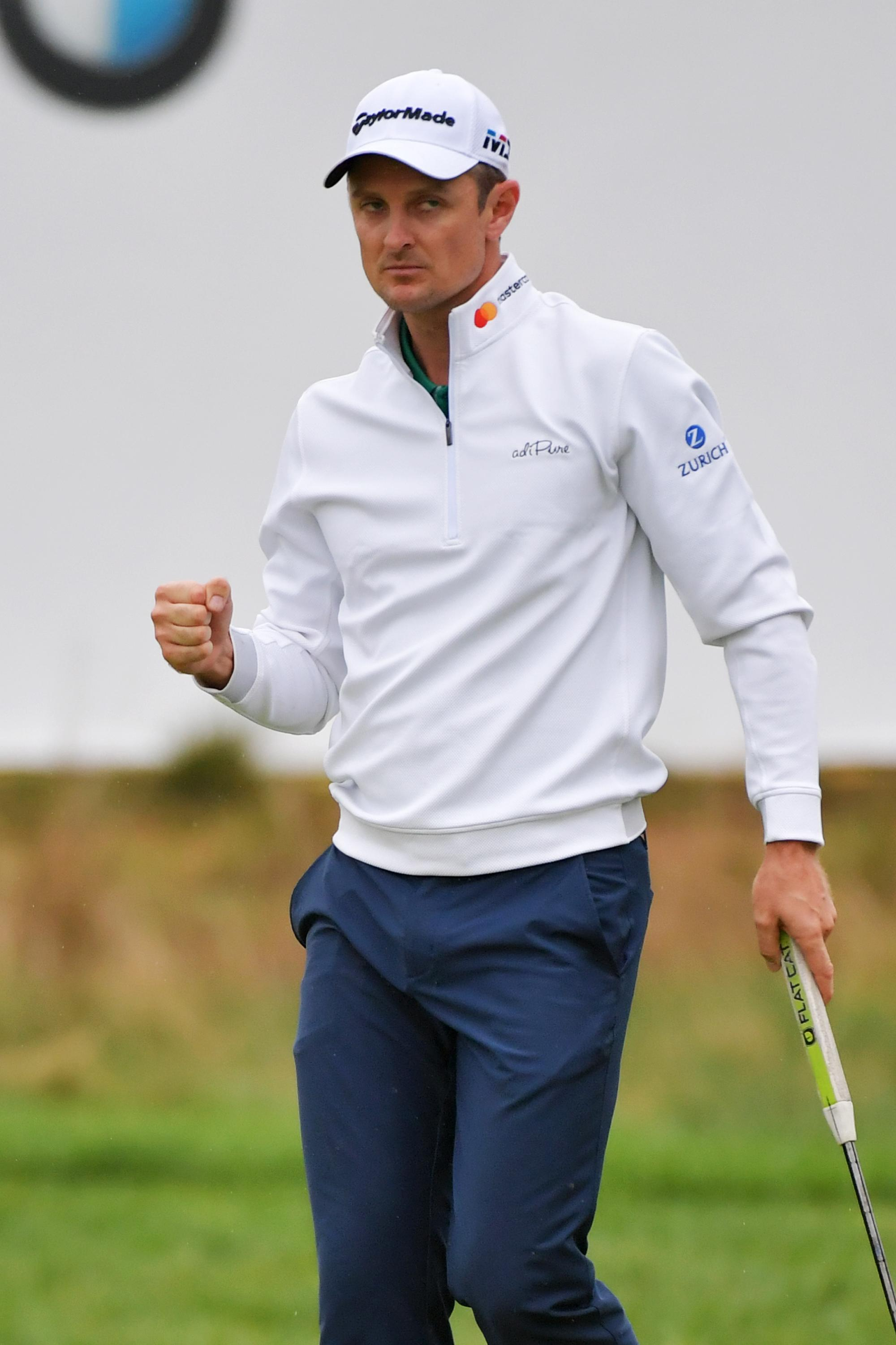 Rose became world No 1 for the first time after his second place finish at the BMW Championship