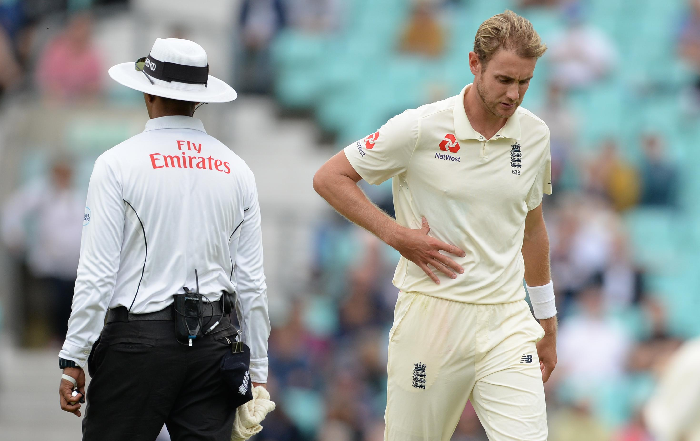 Stuart Broad is set to be dropped for England's tour of Sri Lanka this winter