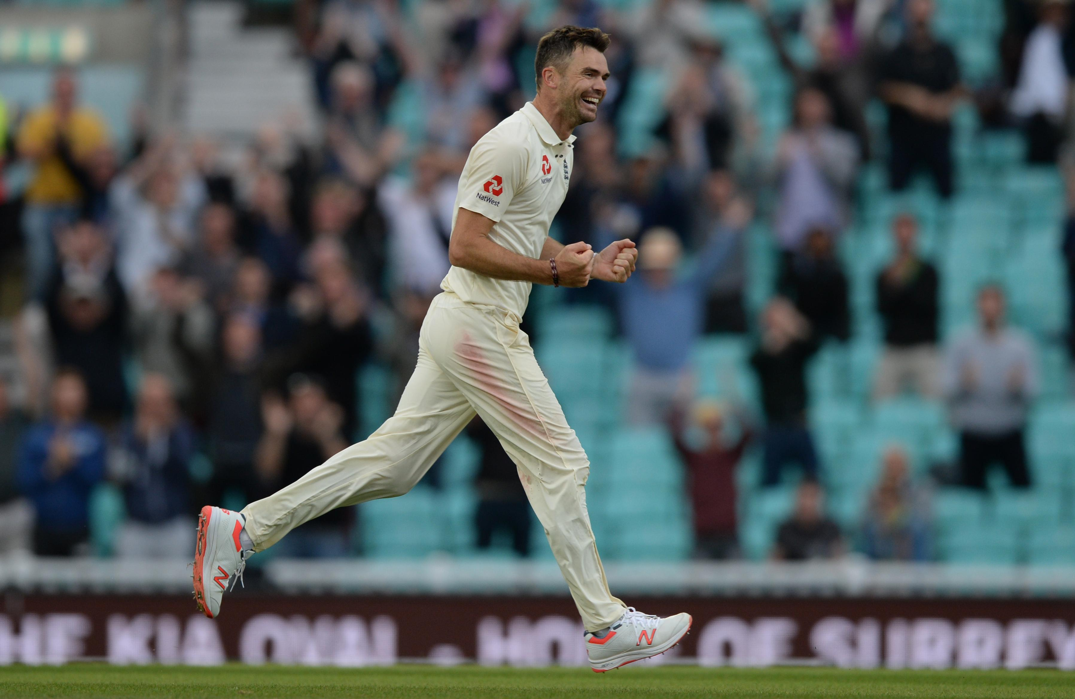 James Anderson is a nightmare to face and one of the true bowling greats, says KP