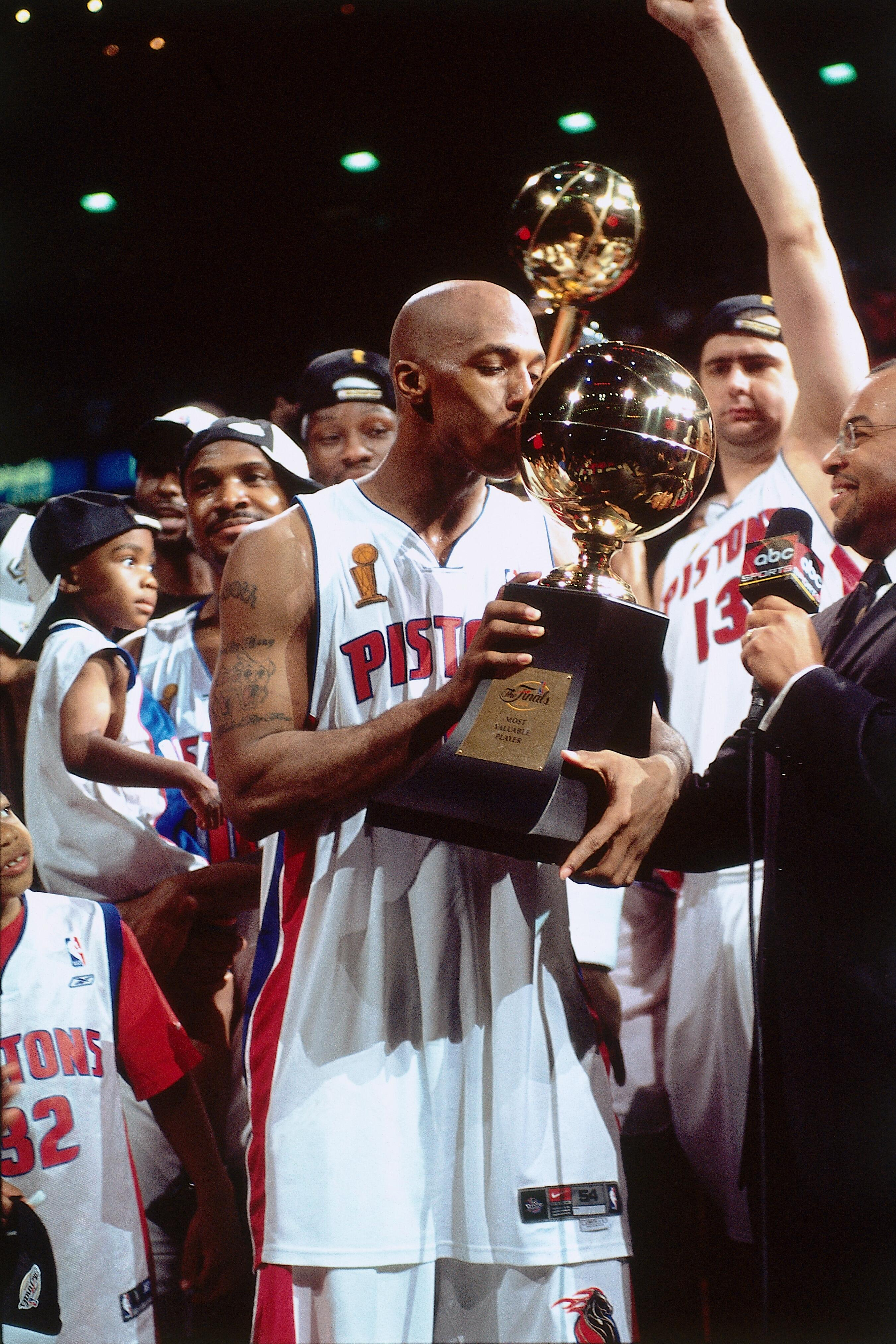 Billups won Finals MVP and is one of the most underrated players of his generation