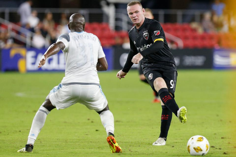 Wayne Rooney moving to MLS has left the critics needing to find a new target, says Allardyce
