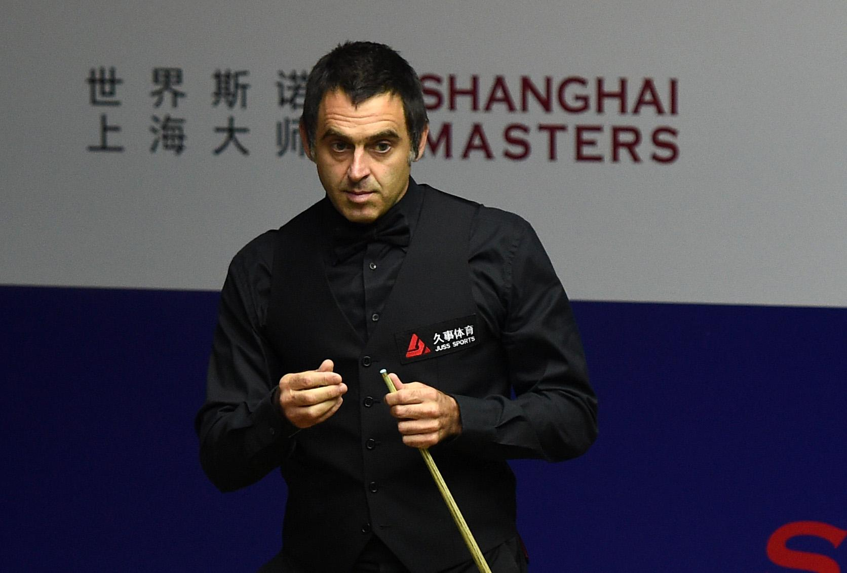 Ronnie had no problem with a female official during his win over Kyren Wilson, but considered a different approach after seeing Serena in action
