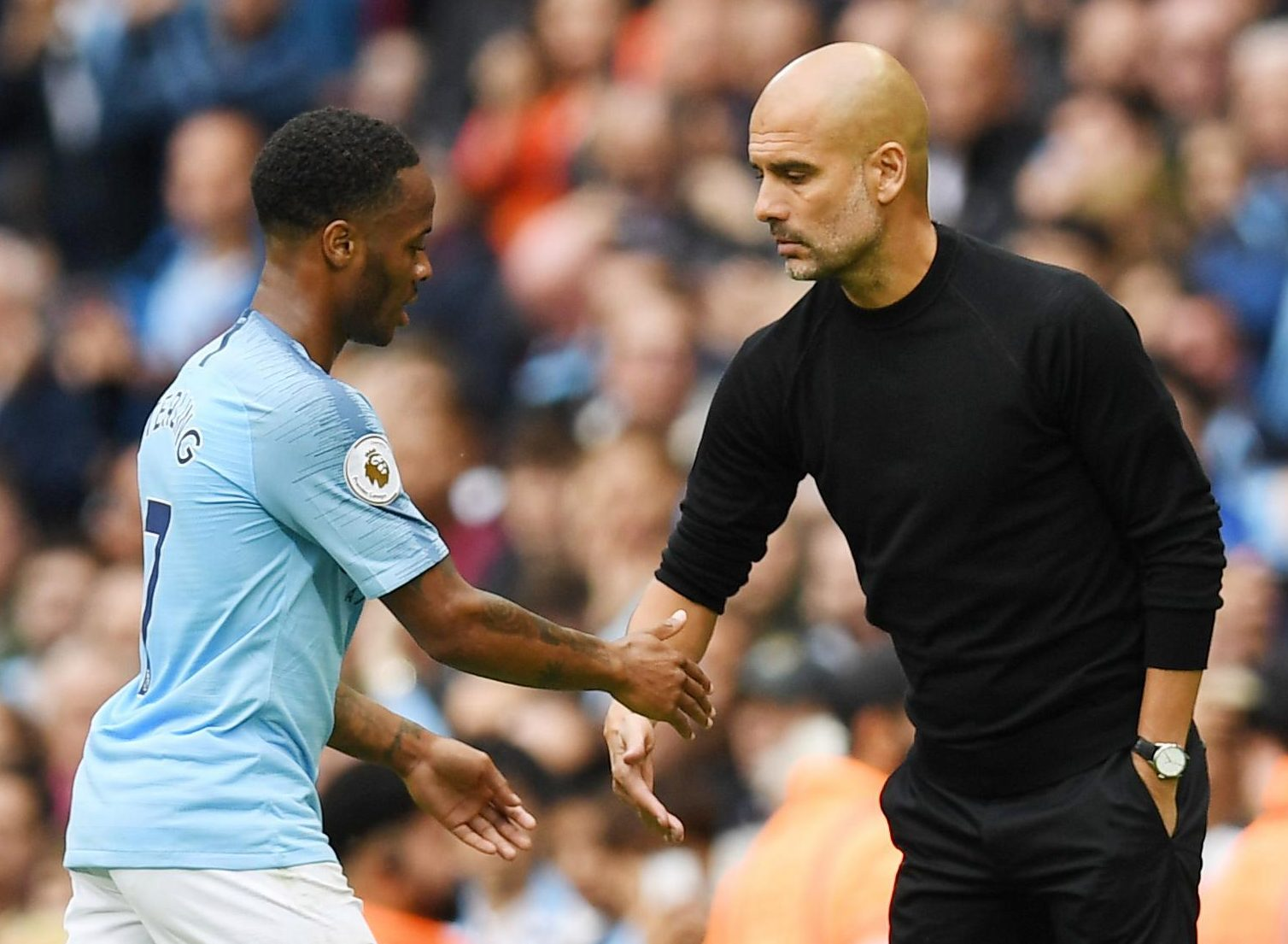 England striker Raheem Sterling can help boss Pep Guardiola and Manchester City mount their most serious bid yet for Champions League glory