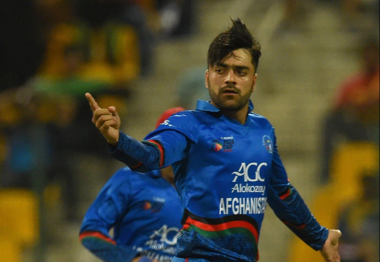 Rashid Khan will be crucial to Afghanistan's hopes in the Asia Cup