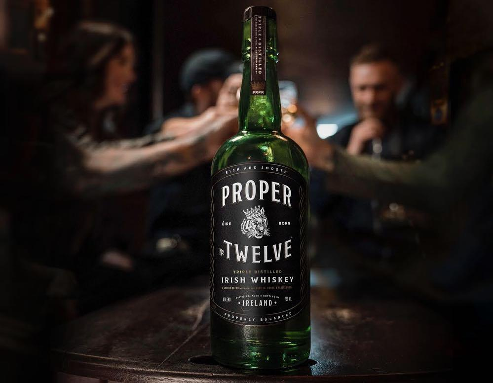 Proper No. Twelve is only due to be sold in Ireland and USA