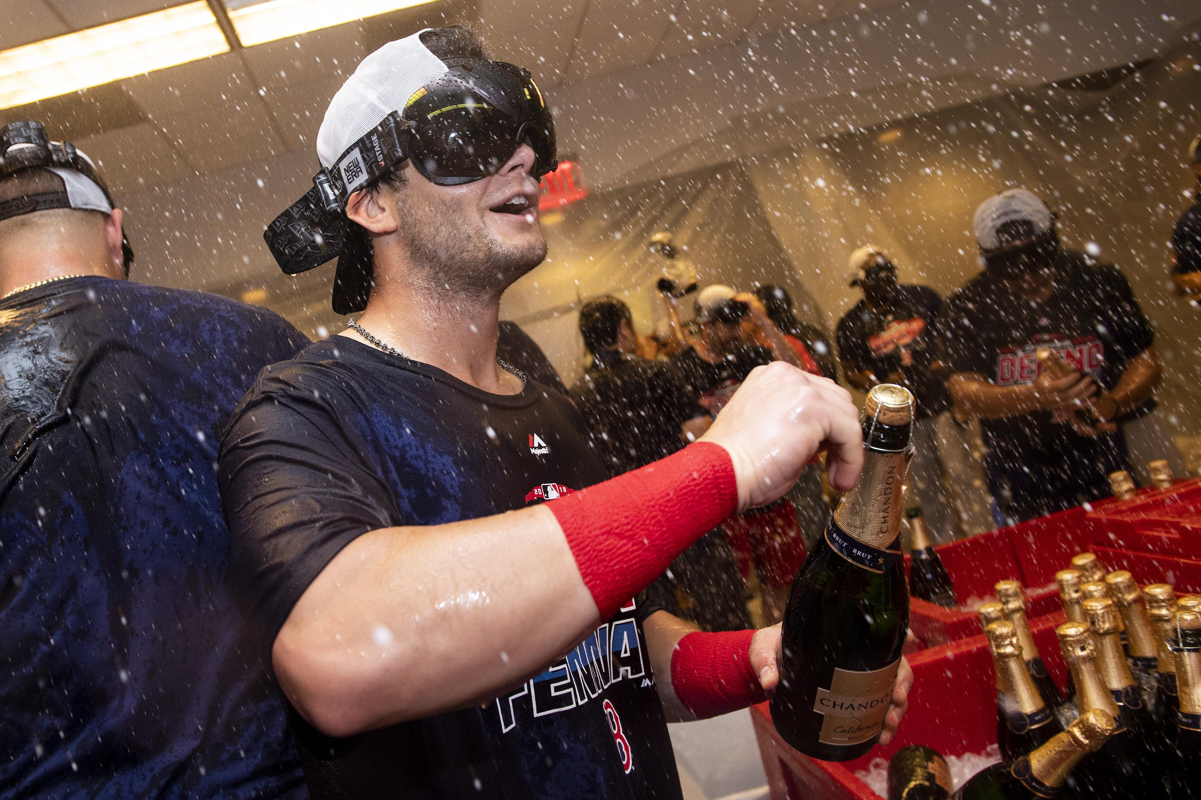 The Boston Red Sox beat rivals New York Yankees to clinch the title