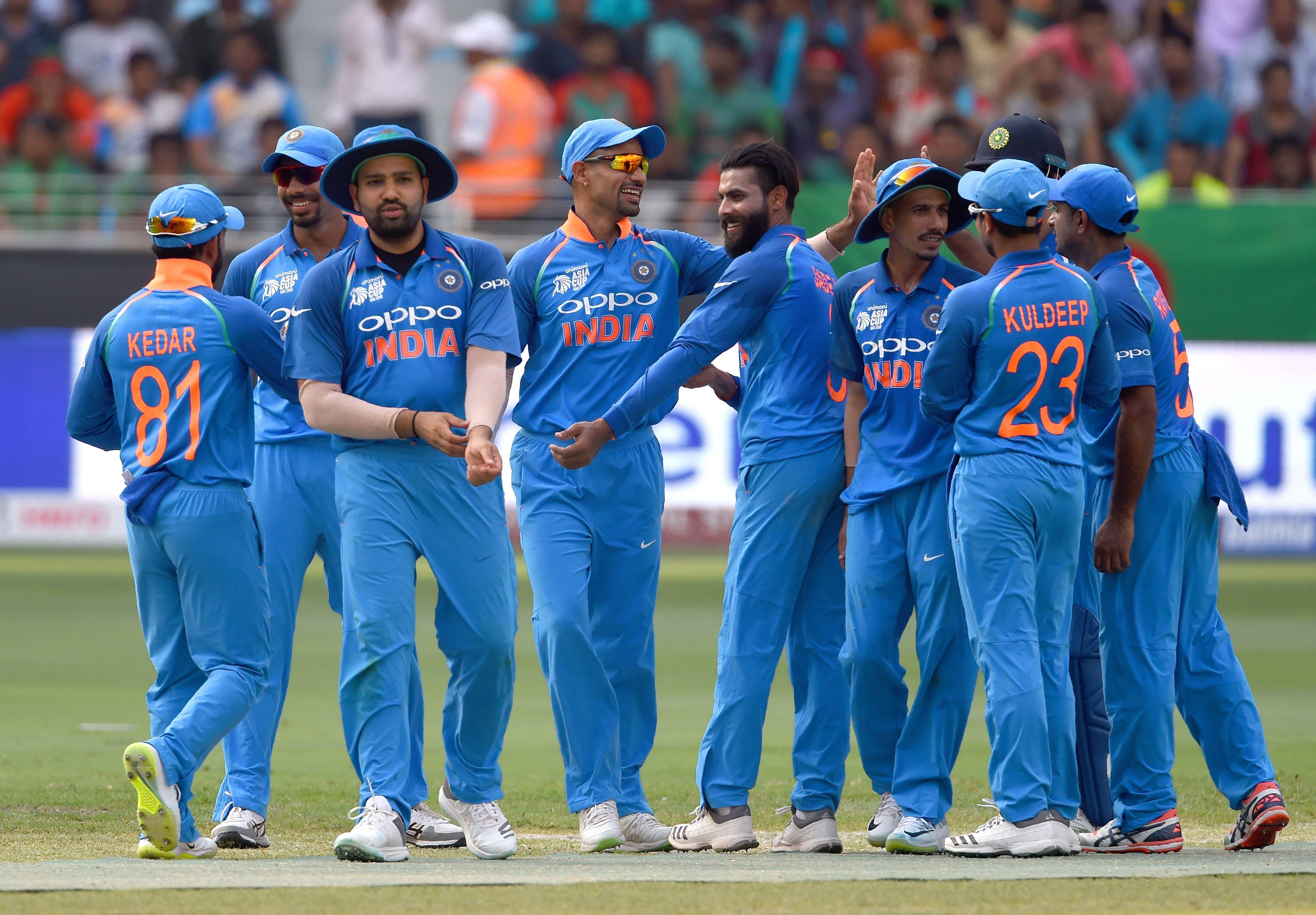 India retained the Asia Cup back in September