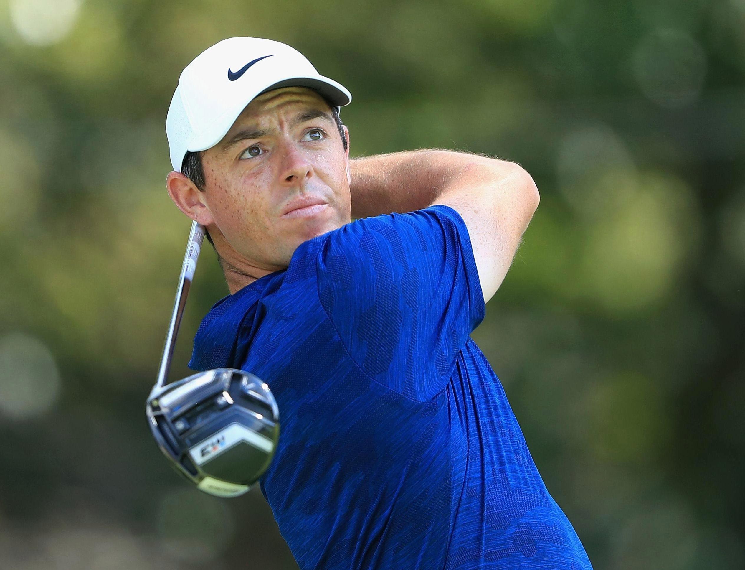Rory McIlroy has won four golf majors