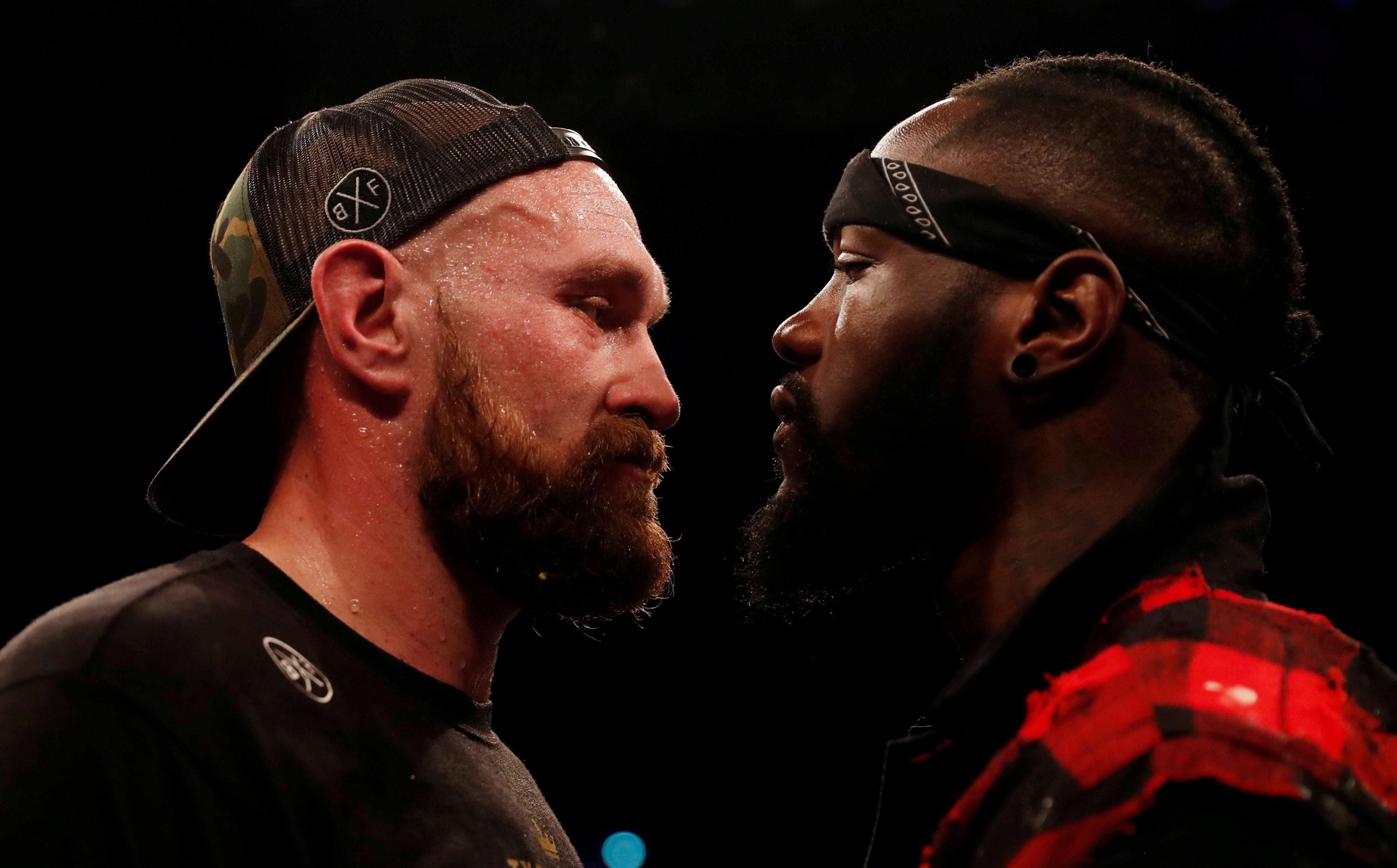 Tyson Fury will challenge Deontay Wilder for WBC heavyweight title at the Staples Center in LA