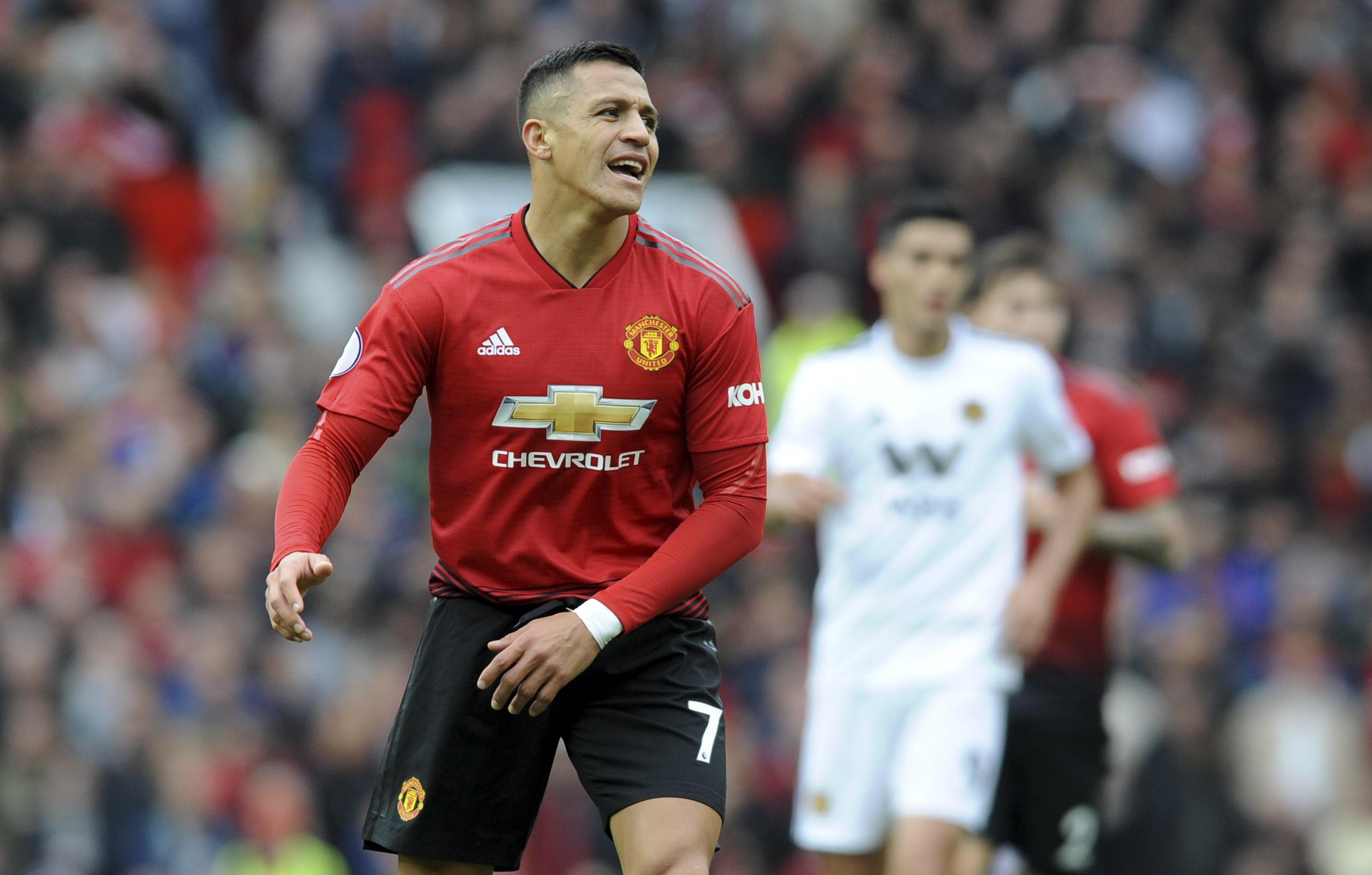 The January arrival of Alexis Sanchez has failed to spark a more potent attacking threat