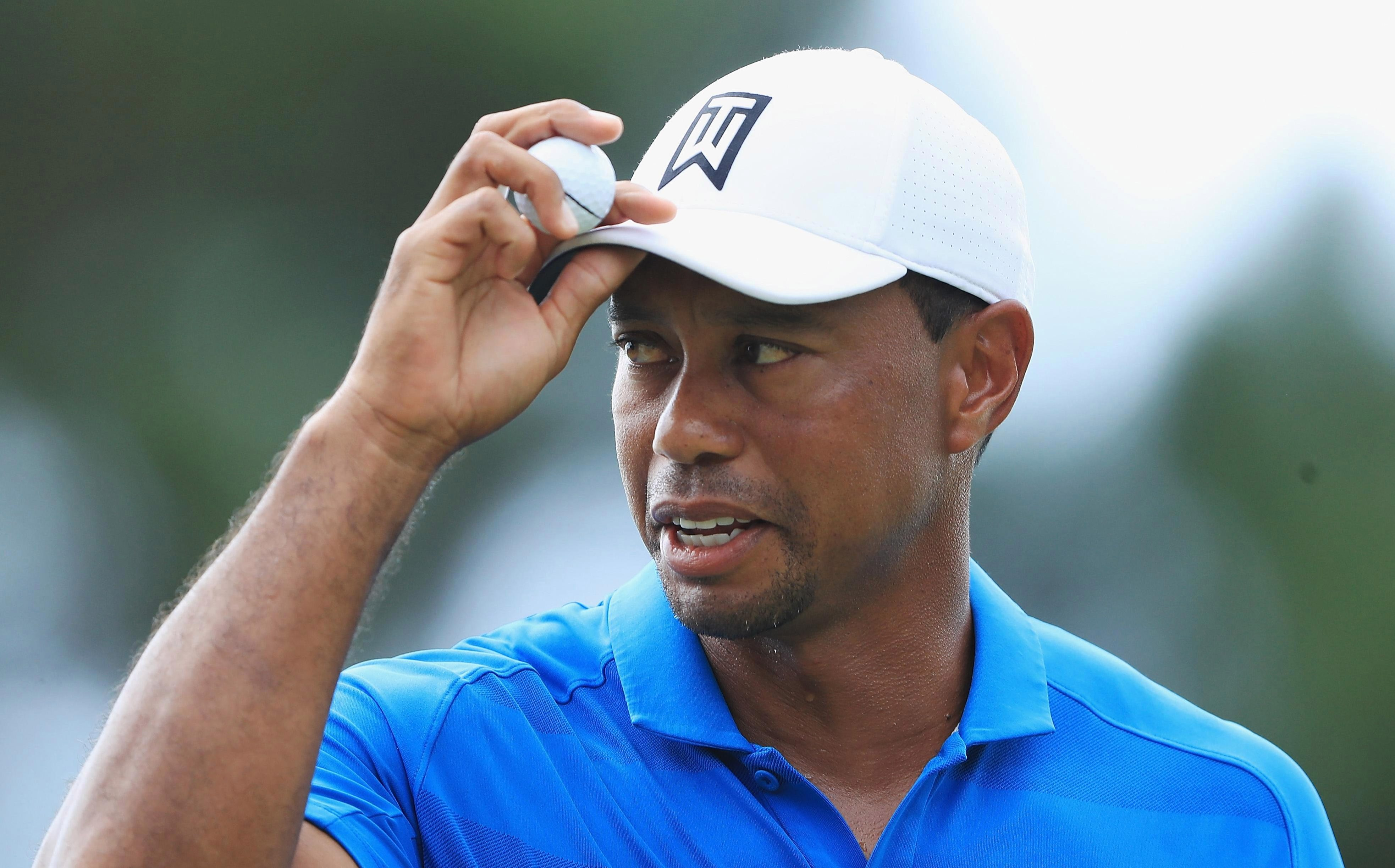 Tiger Woods hit six birdies in the first seven holes in Atlanta
