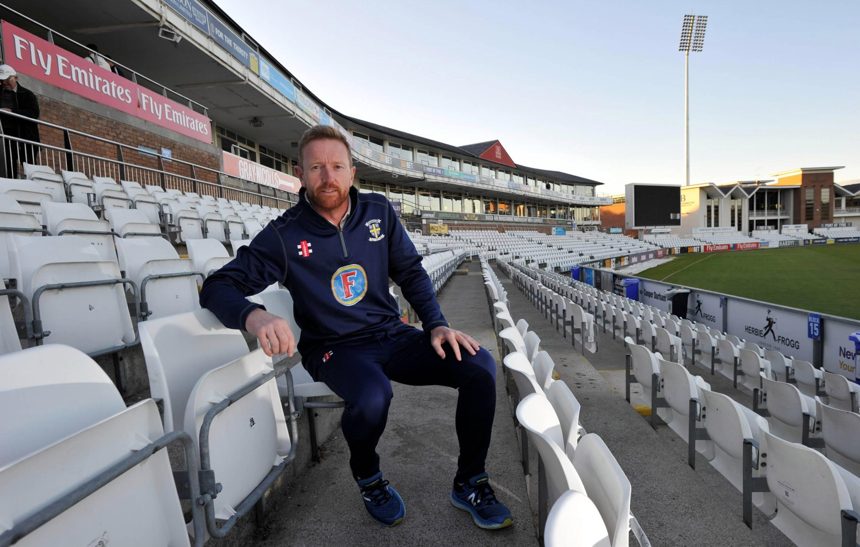 Paul Collingwood spoke to SunSport after his final game in cricket