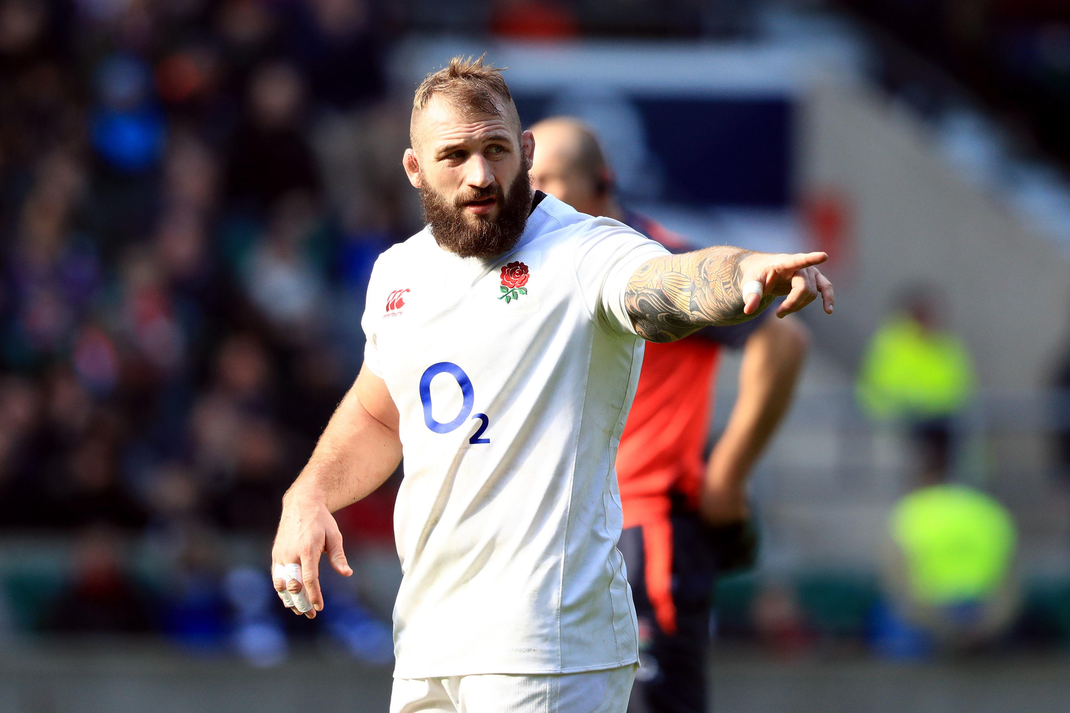 Joe Marler won 59 caps for England but has decided to call it quits