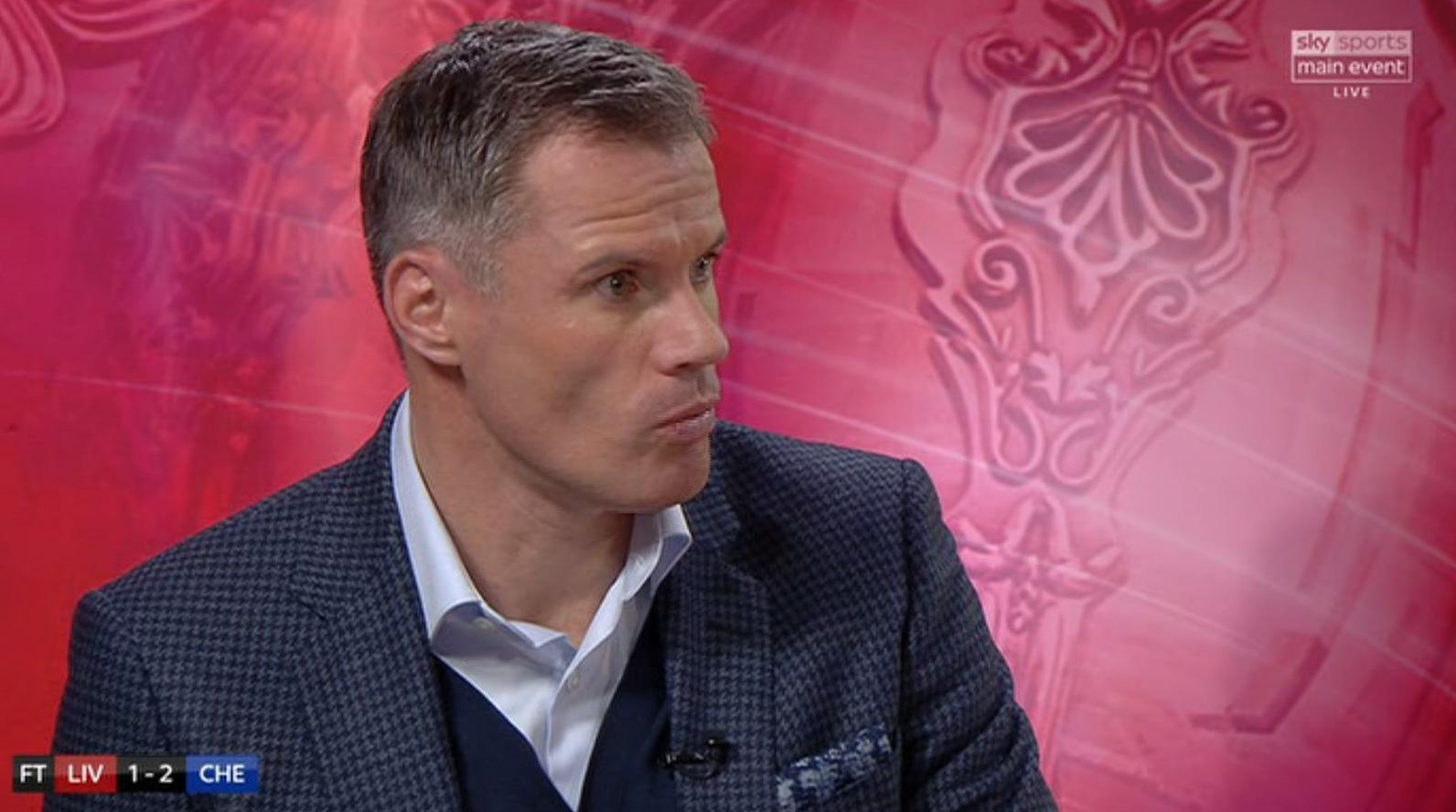 Carragher believes that Pogba plays for himself, and isn't as good as what he thinks he is