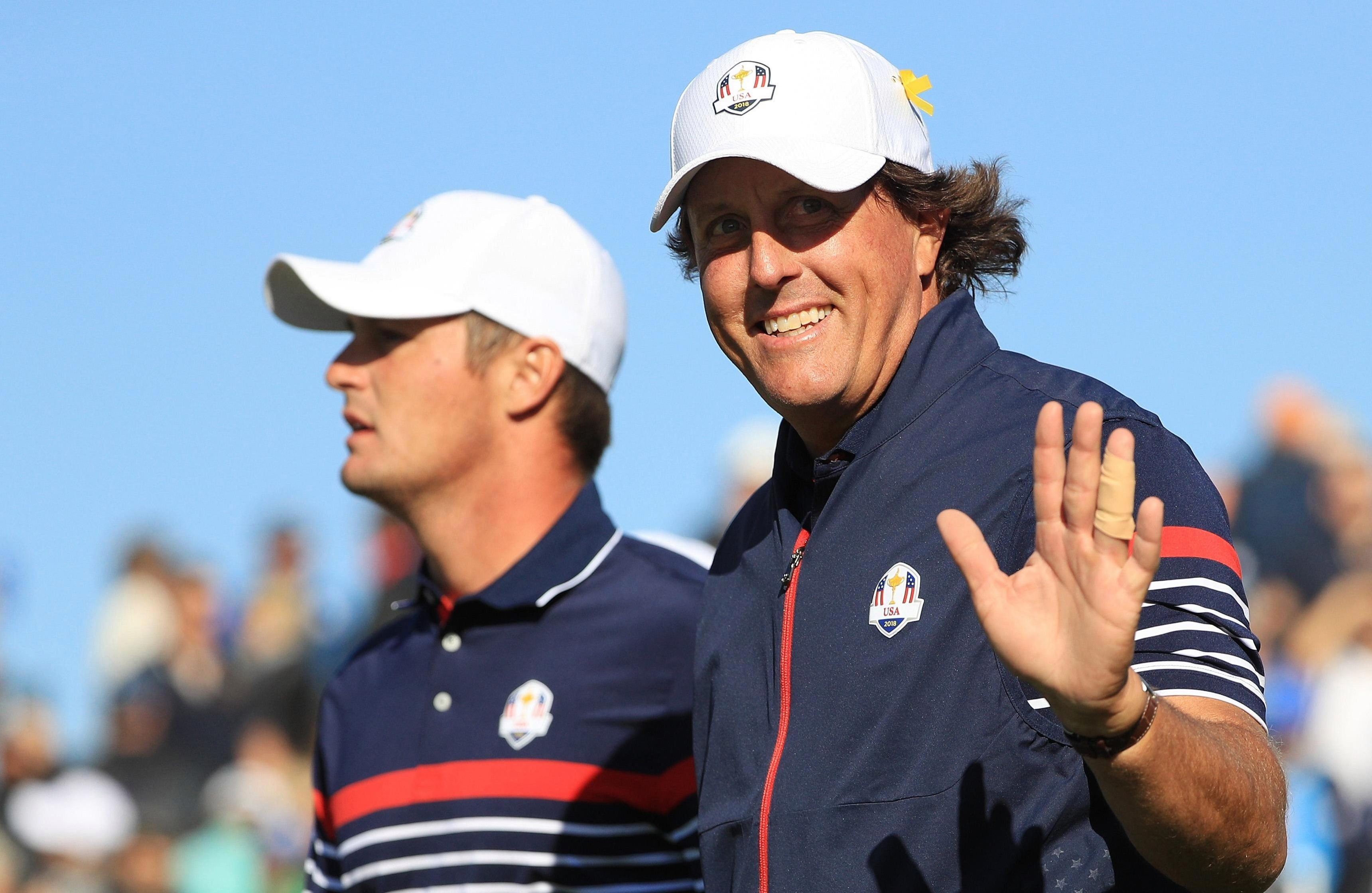 Team USA have lost the last five Ryder Cups held on European soil