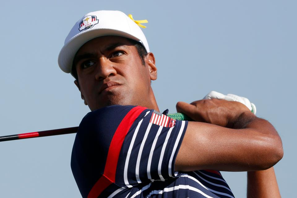 cc5a72bc Finau is making his Ryder Cup debut at the age of 29 AP:Associated Press