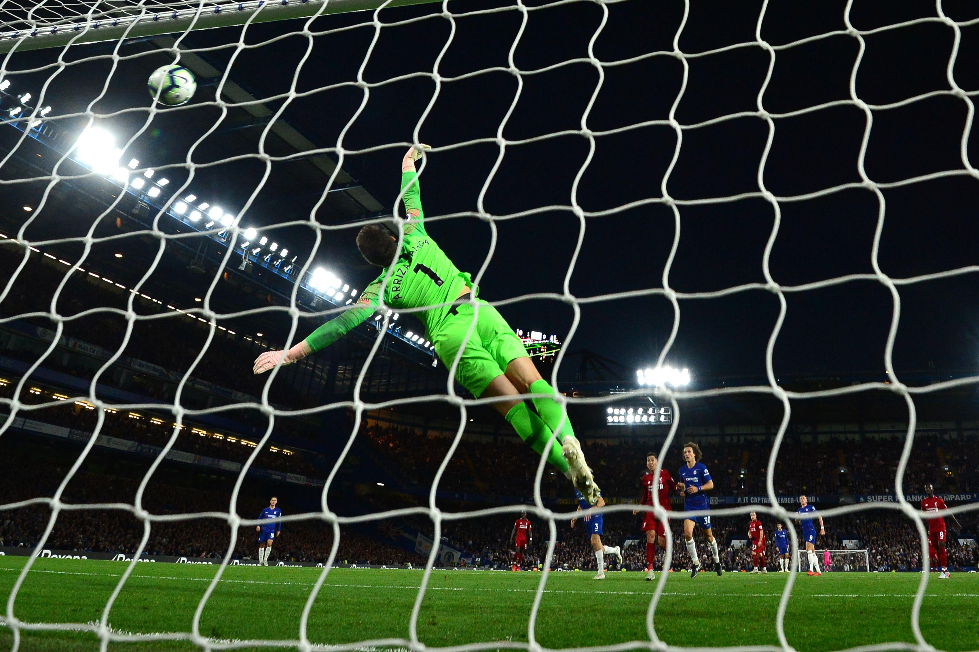 Daniel Sturridge thumped the ball sweetly past Kepa Arrizabalaga from distance